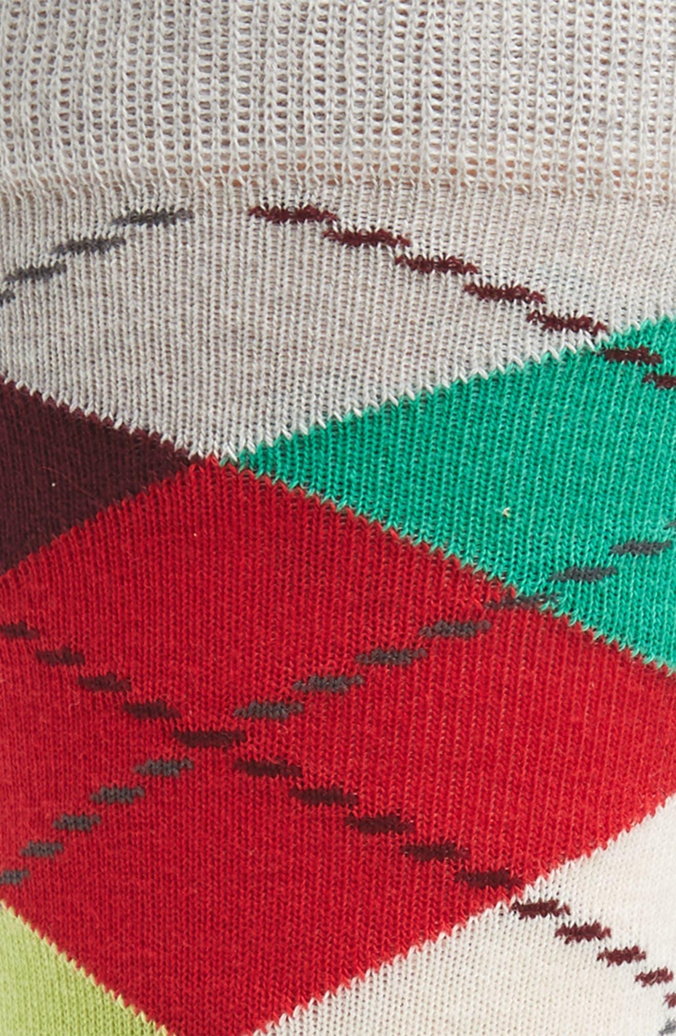 Argyle Socks,                             Alternate thumbnail 2, color,                             039