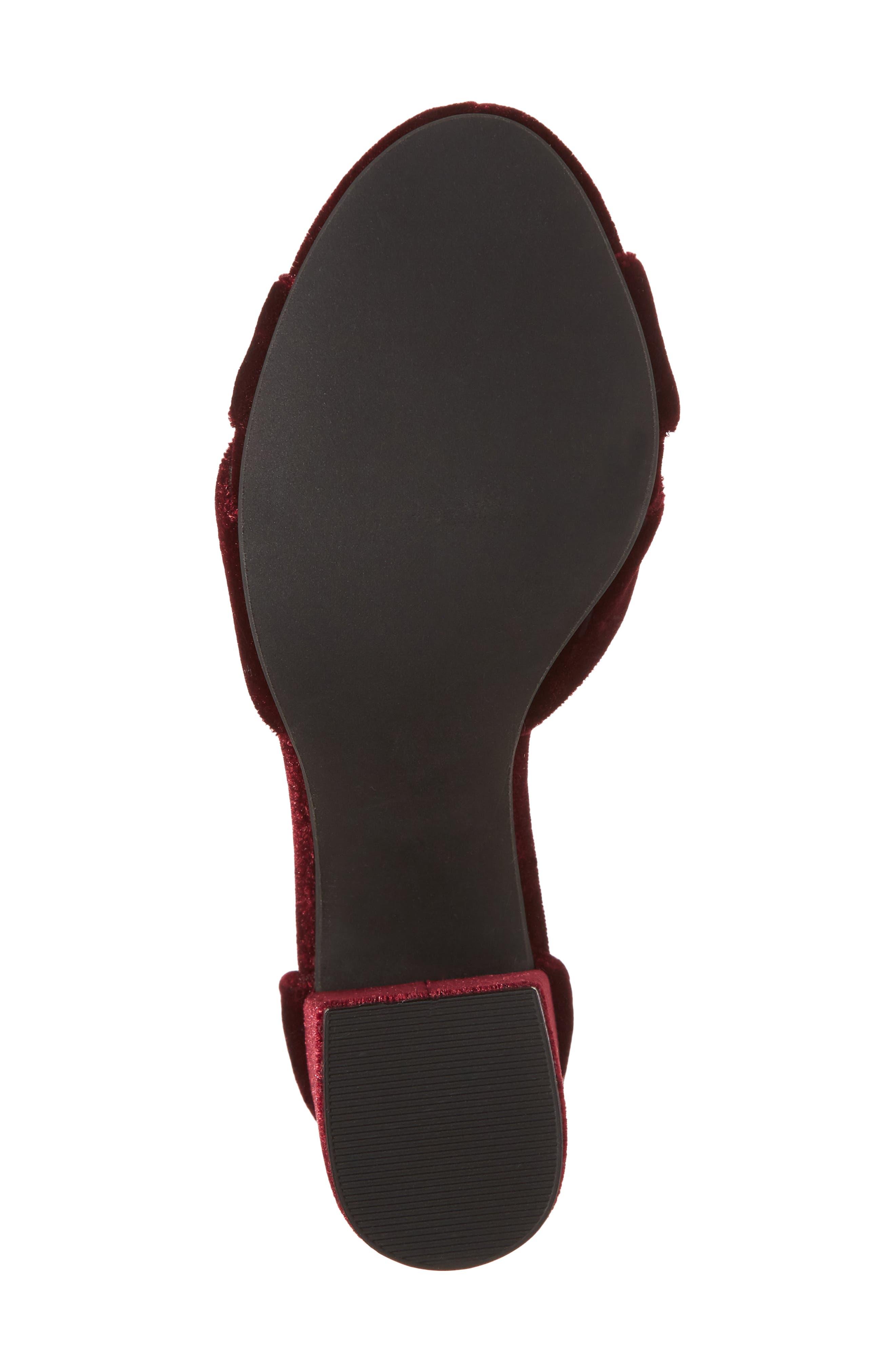 BP Casey Ankle Strap Sandal,                             Alternate thumbnail 18, color,