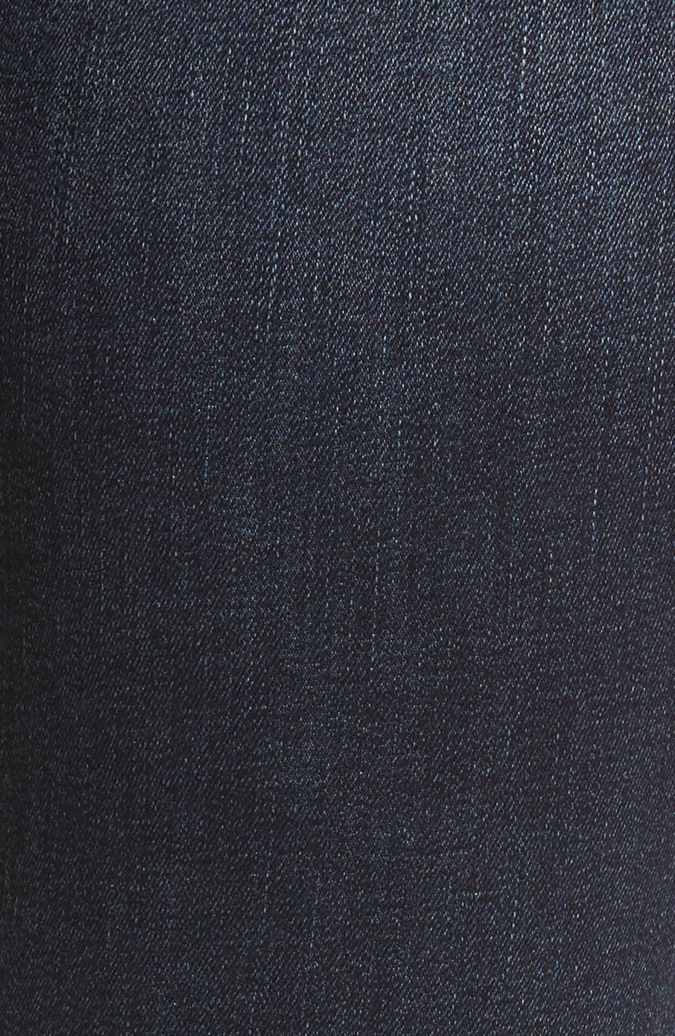 Danny Instasculpt Supermodel Skinny Jeans,                             Alternate thumbnail 5, color,                             405