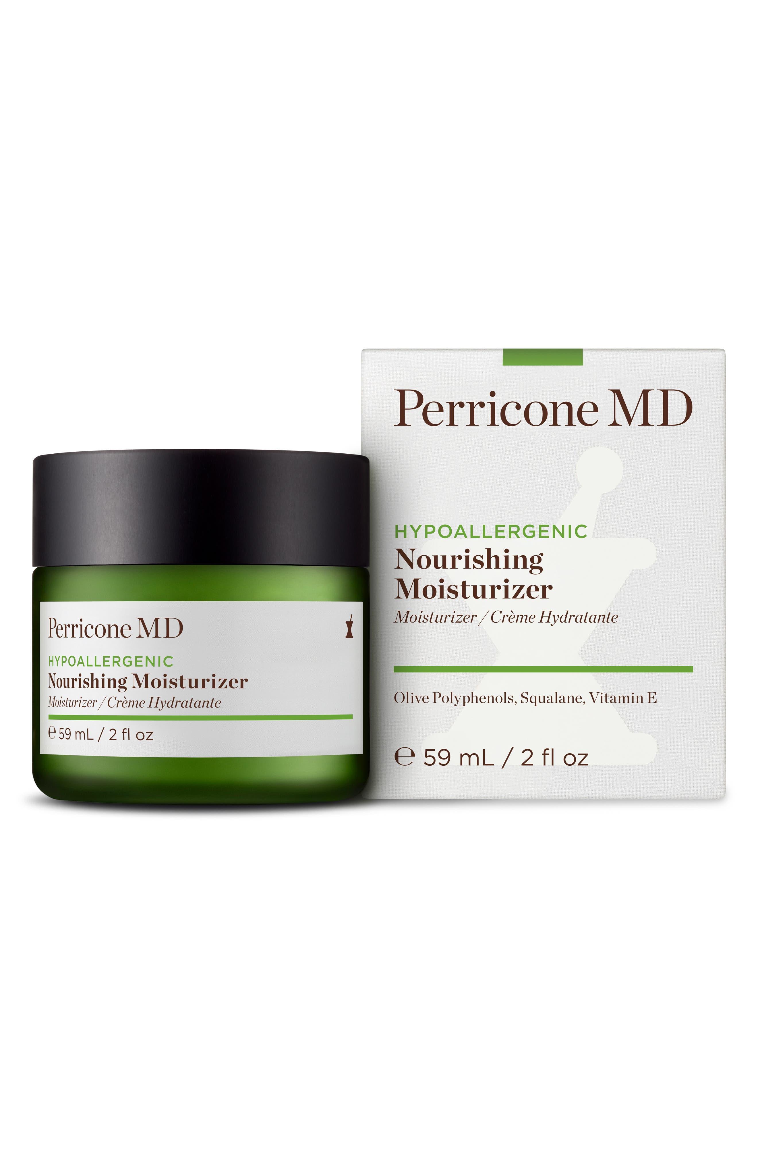 Hypoallergenic Nourishing Moisturizer,                             Alternate thumbnail 4, color,                             NO COLOR