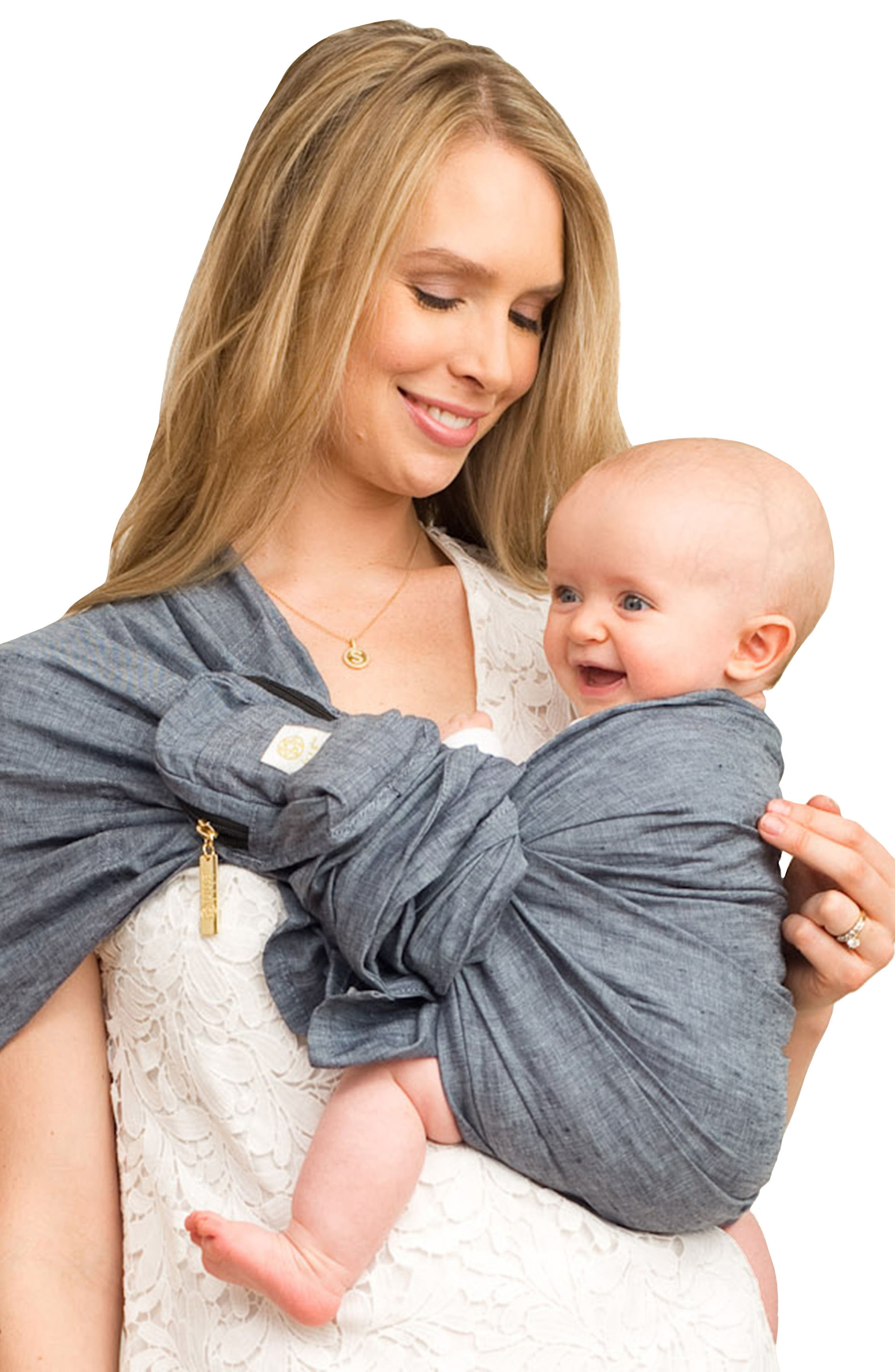 Ring Sling,                         Main,                         color, HEATHERED DUSK