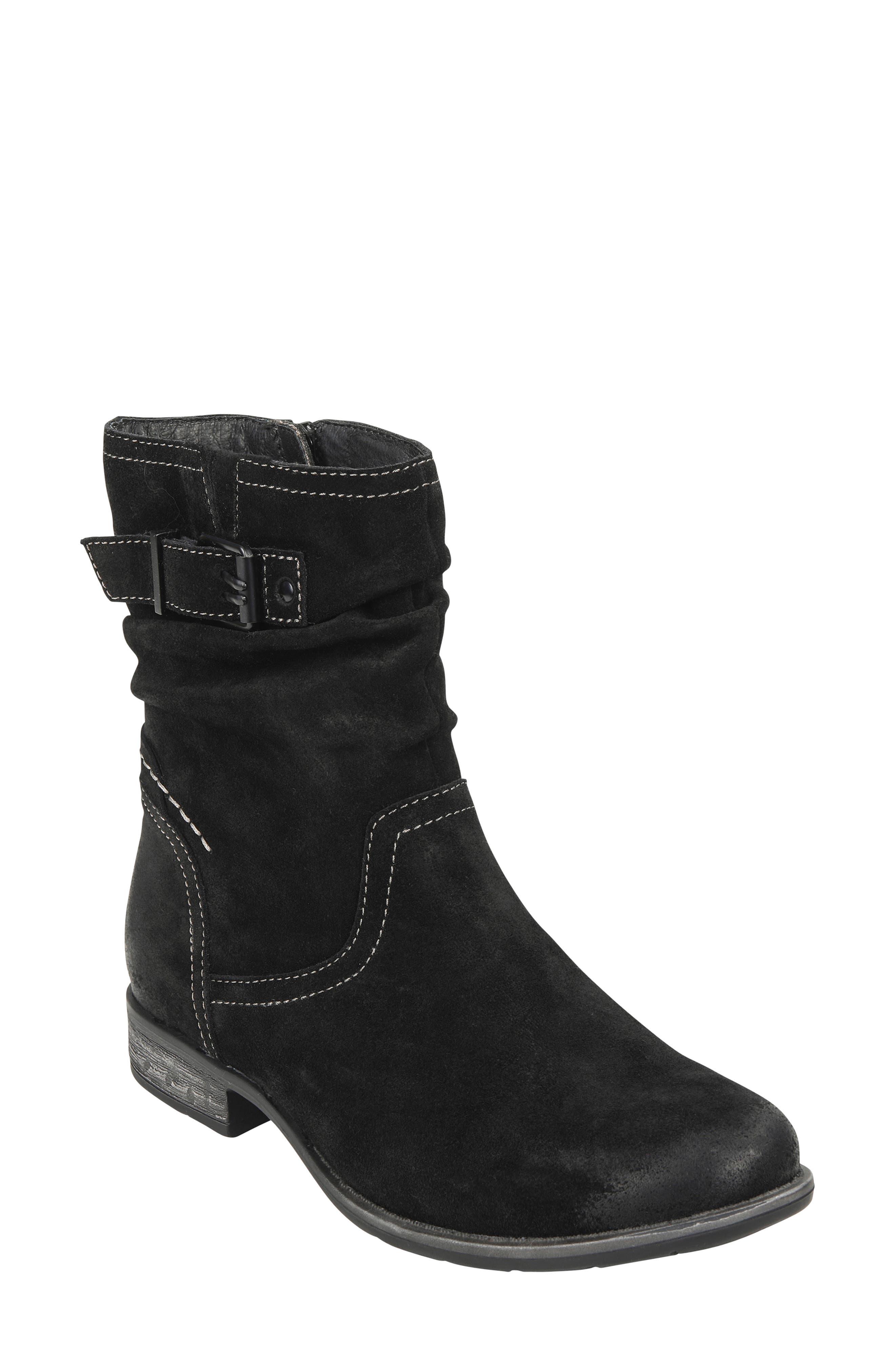 Earth Beaufort Boot, Black
