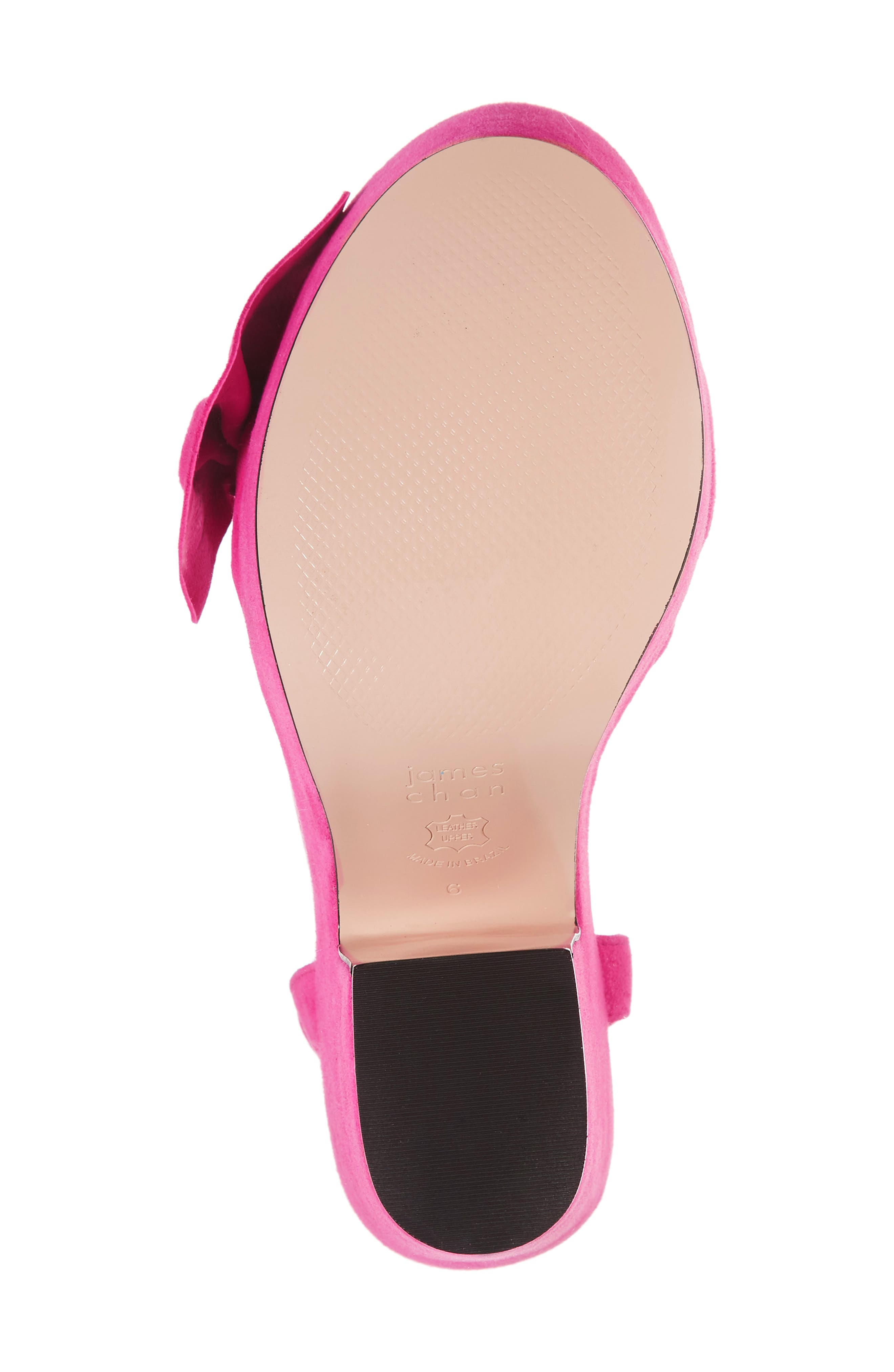 Pinky Platform Sandal,                             Alternate thumbnail 23, color,