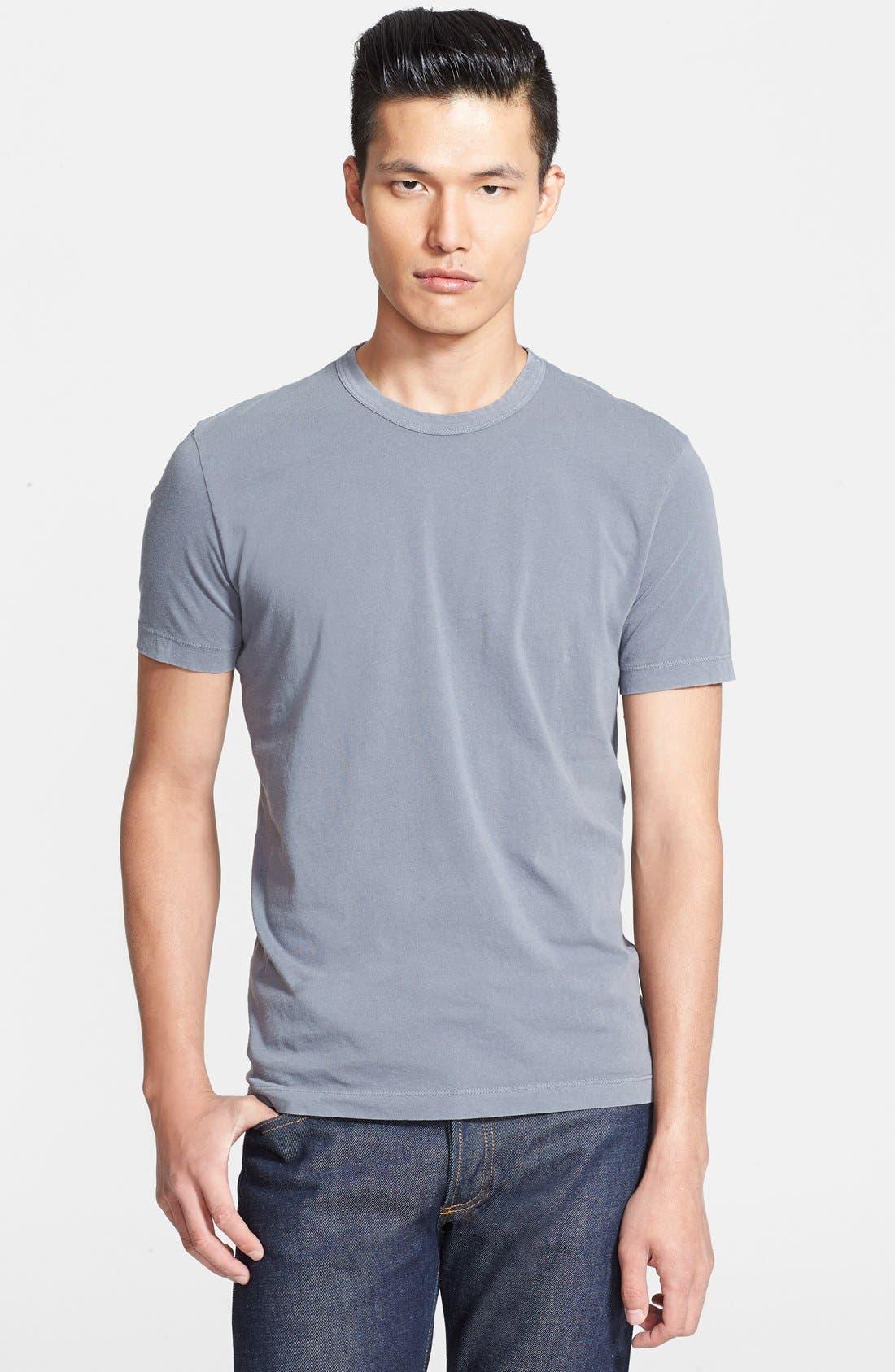 Crewneck Jersey T-Shirt,                             Main thumbnail 40, color,