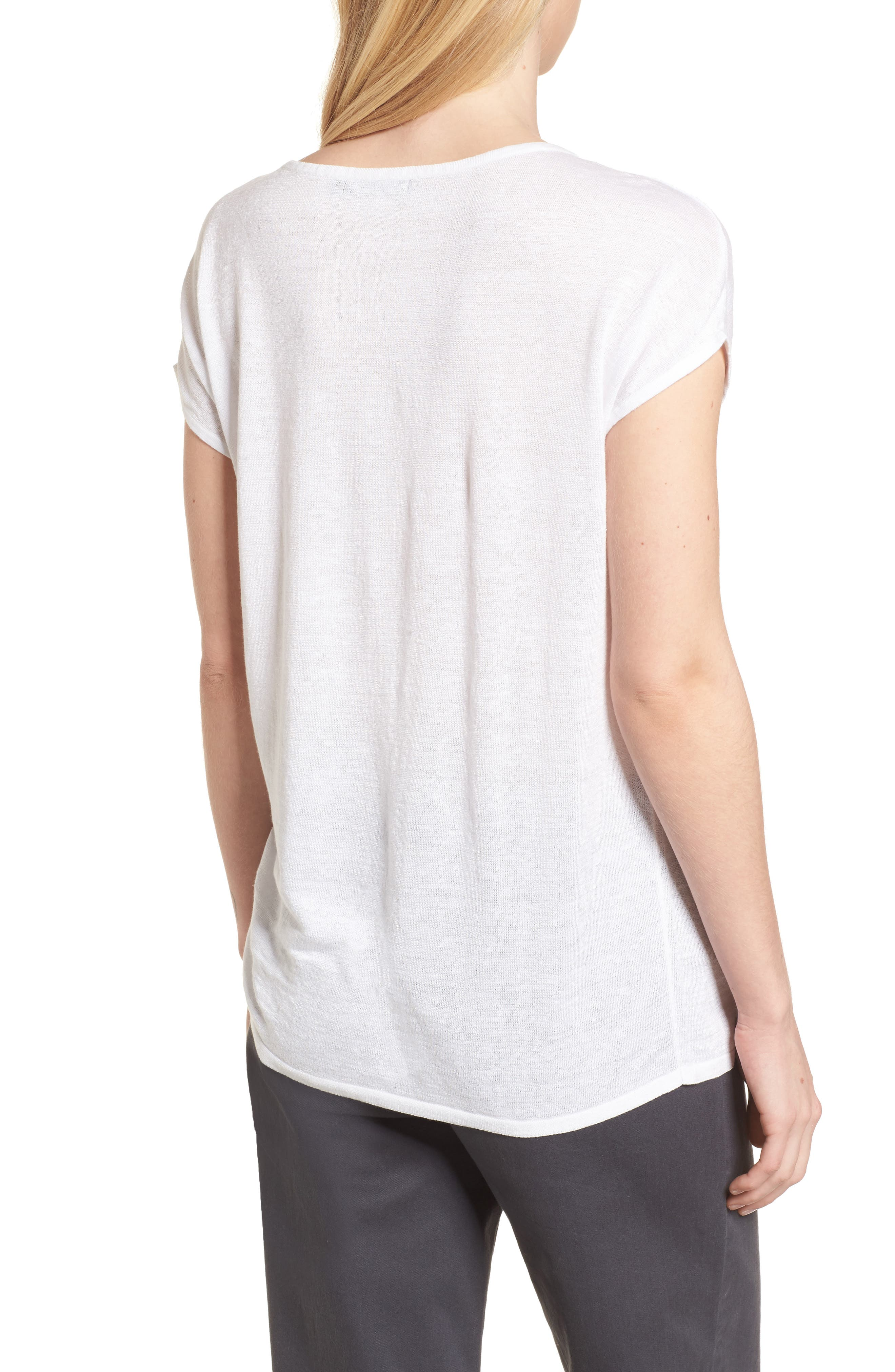 Refreshing Side Tie Top,                             Alternate thumbnail 9, color,