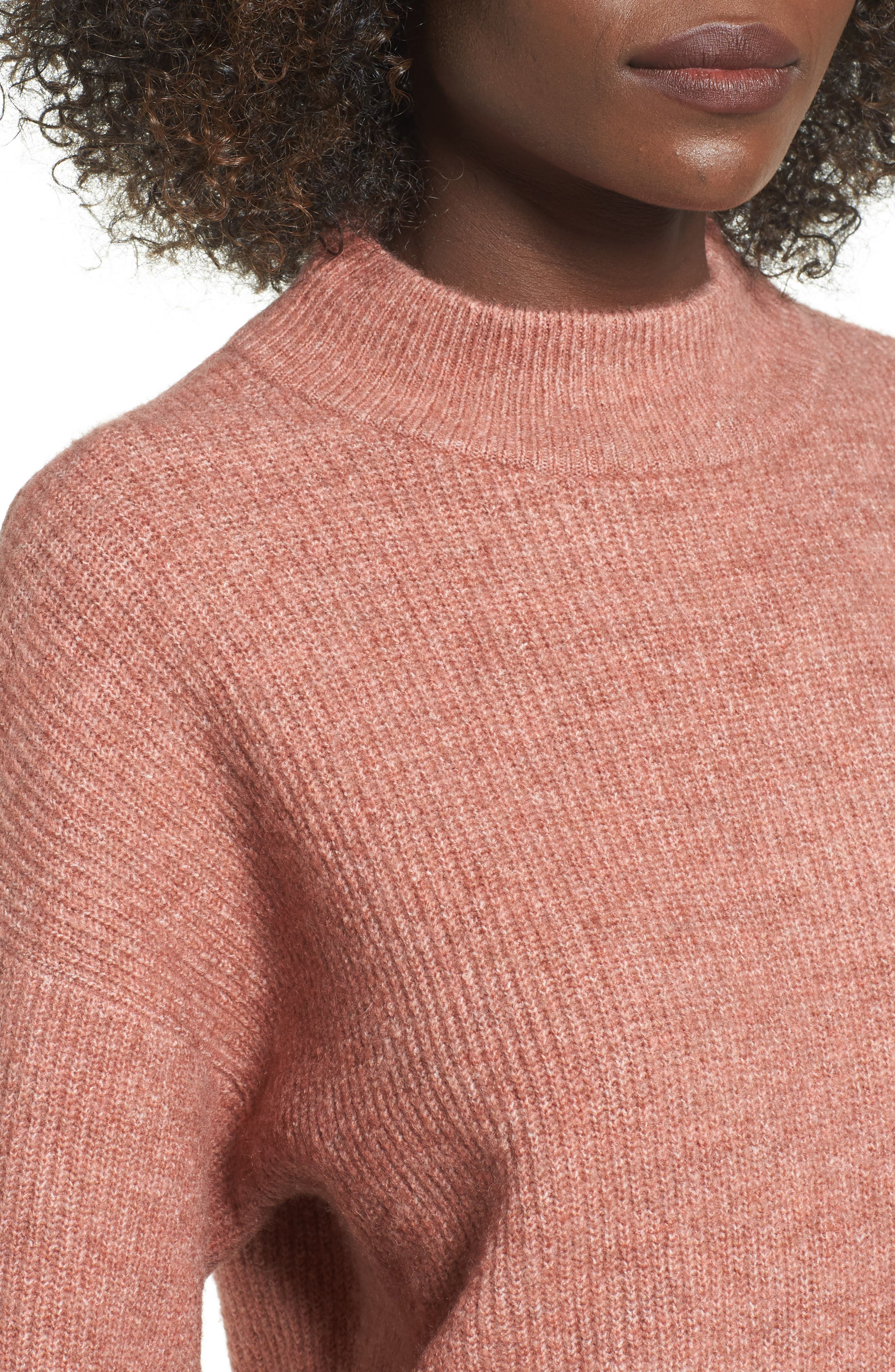 Cozy Ribbed Pullover,                             Alternate thumbnail 36, color,