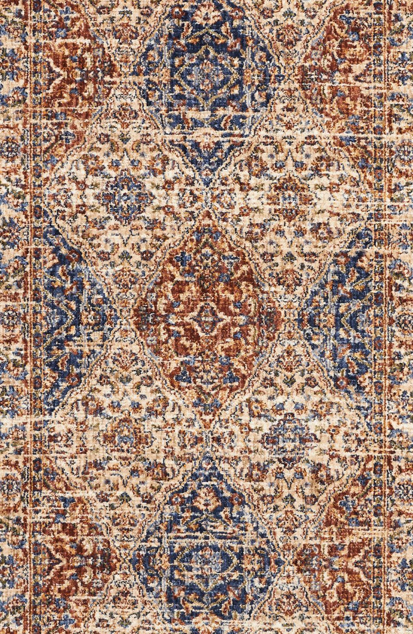 Reseda Rug,                             Alternate thumbnail 6, color,                             800