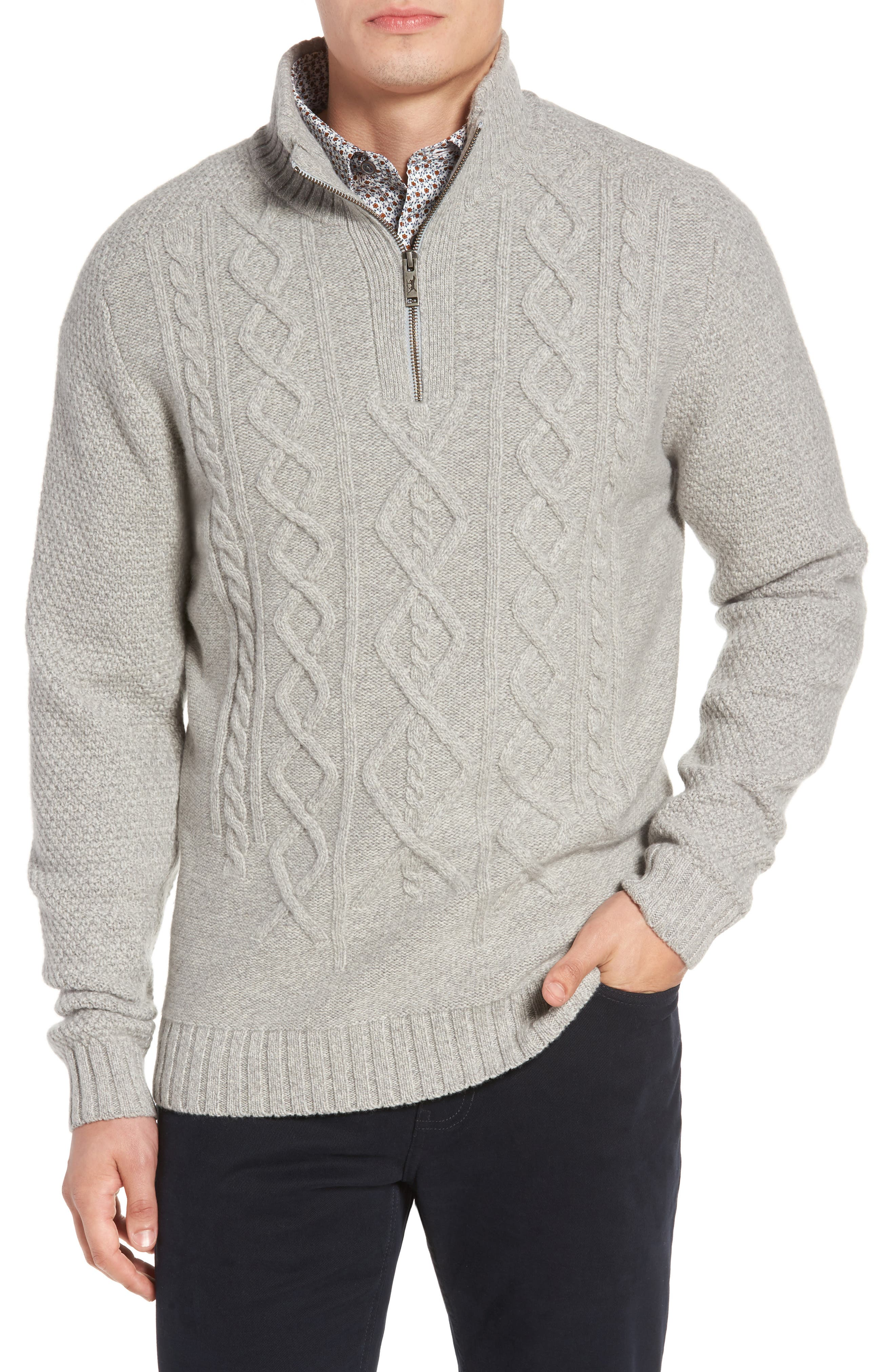 Cape Scoresby Wool Sweater,                             Main thumbnail 1, color,