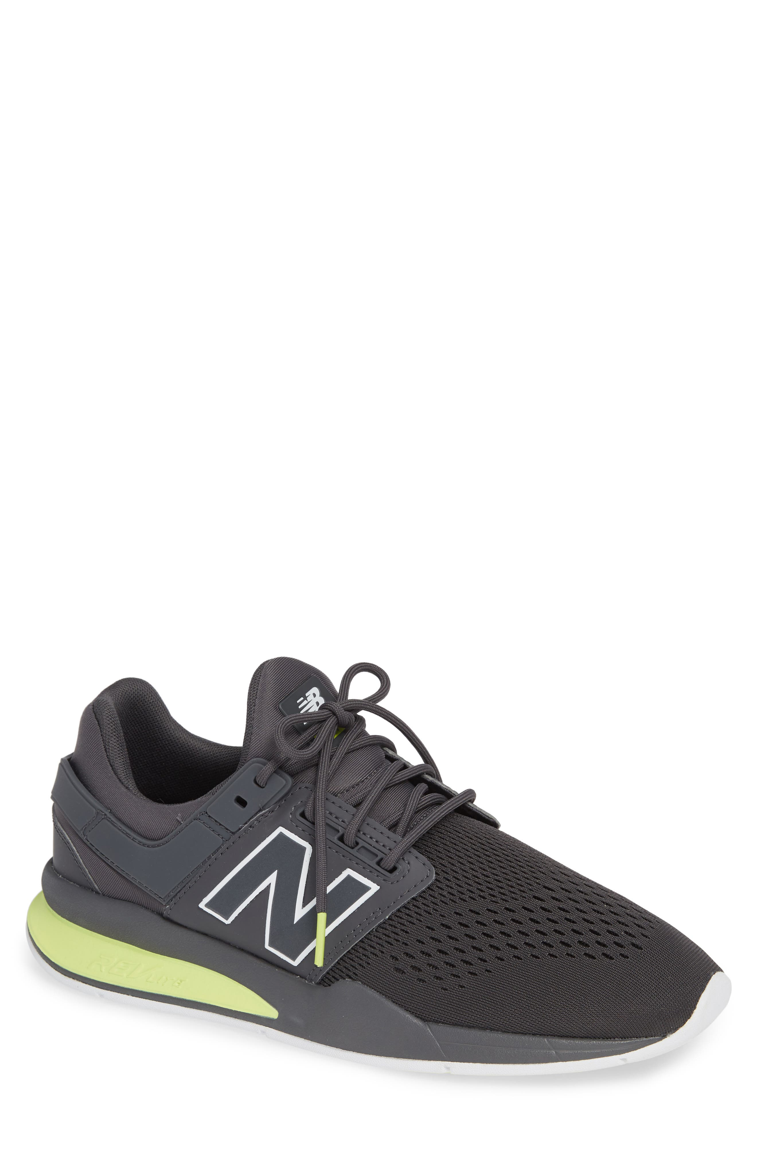 MRL247 Sneaker,                             Main thumbnail 1, color,                             MAGNET/ MAGNET