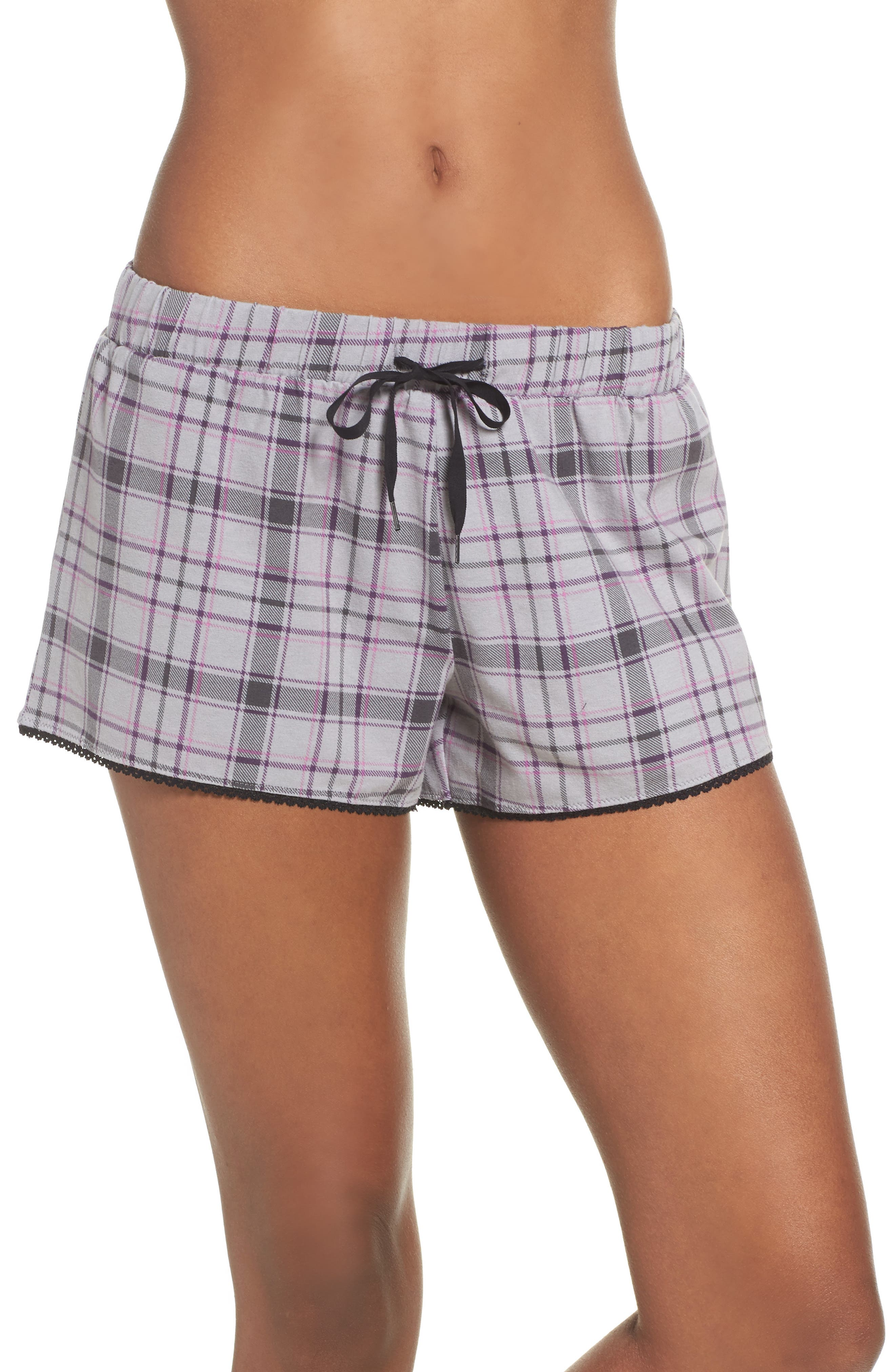 Pajama Shorts,                             Main thumbnail 1, color,                             020