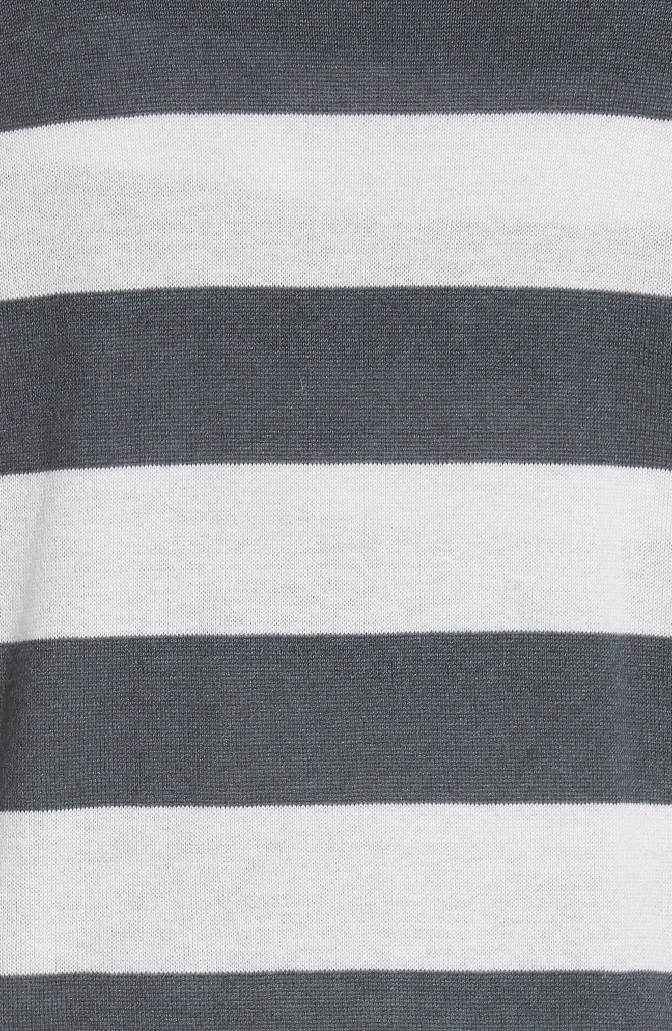 Etiopia Stripe Silk & Cashmere Cardigan,                             Alternate thumbnail 5, color,                             054