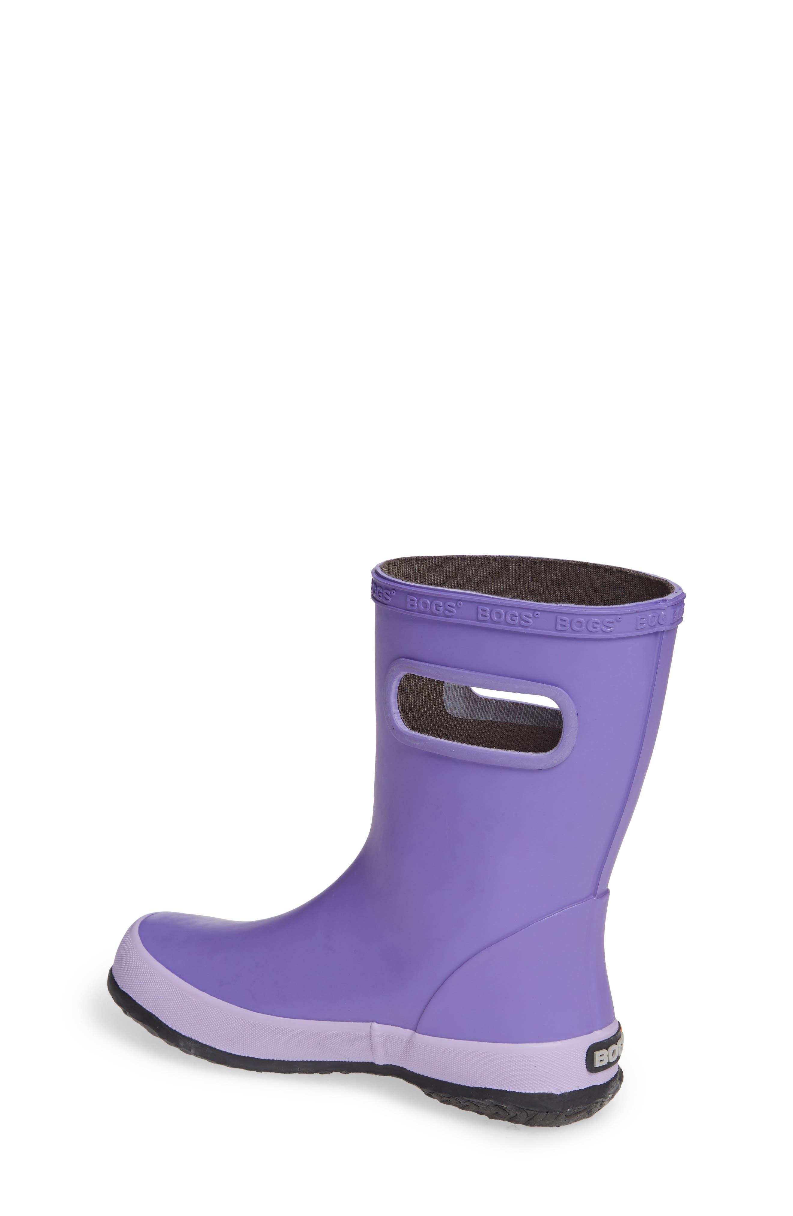 BOGS,                             Skipper Solid Rubber Waterproof Rain Boot,                             Alternate thumbnail 2, color,                             531