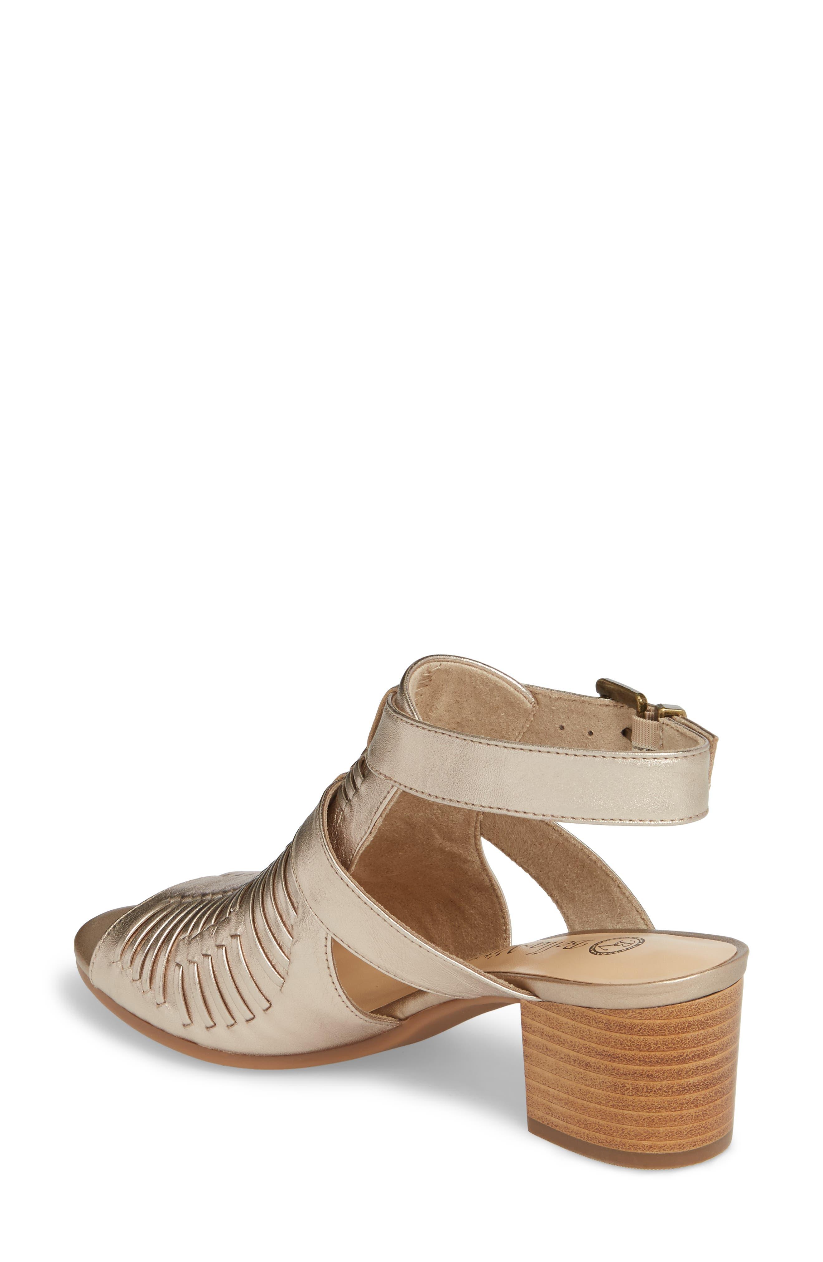 Finley Ankle Strap Sandal,                             Alternate thumbnail 8, color,