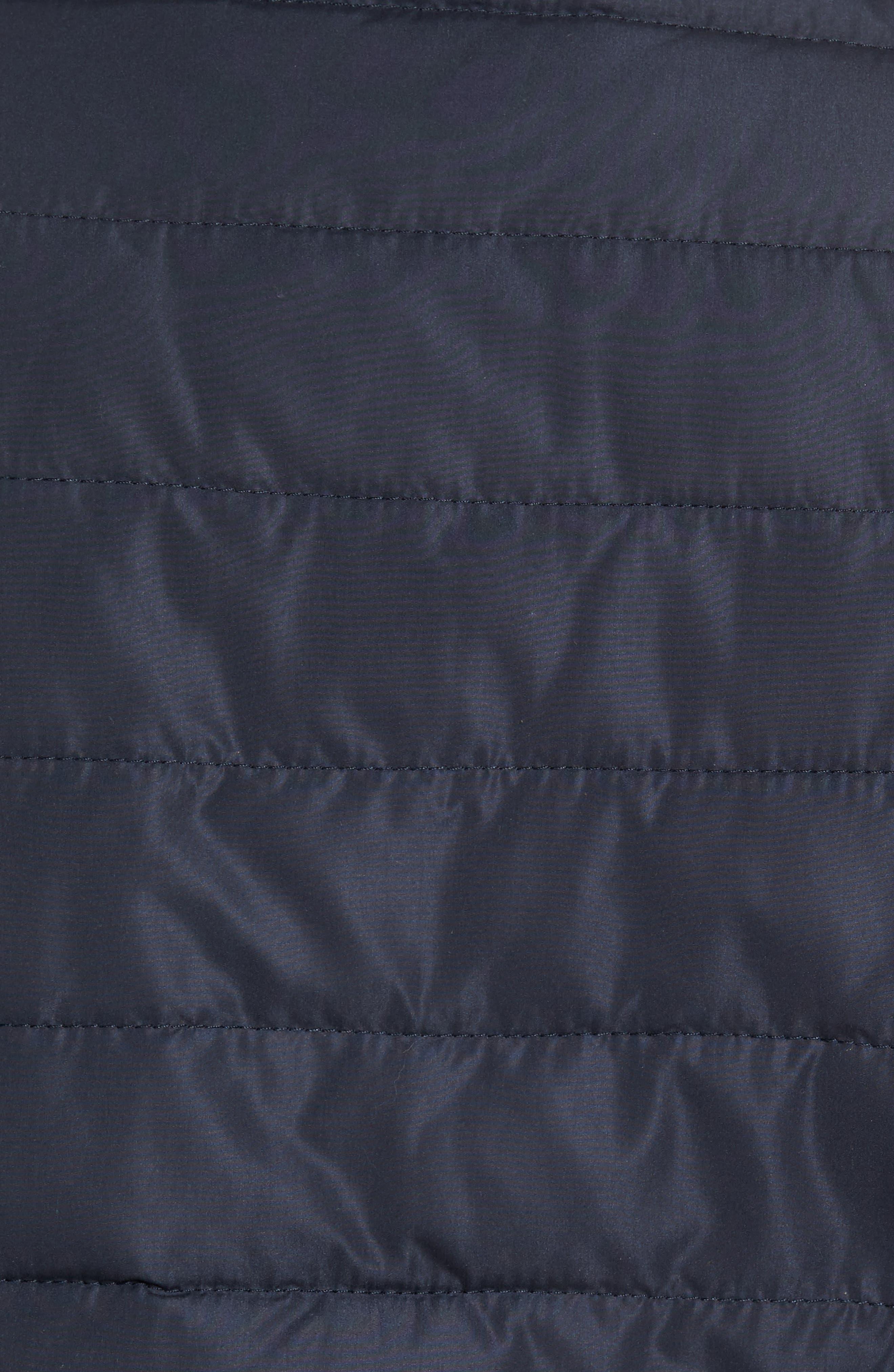 Full Zip Vest,                             Alternate thumbnail 6, color,                             NAVY
