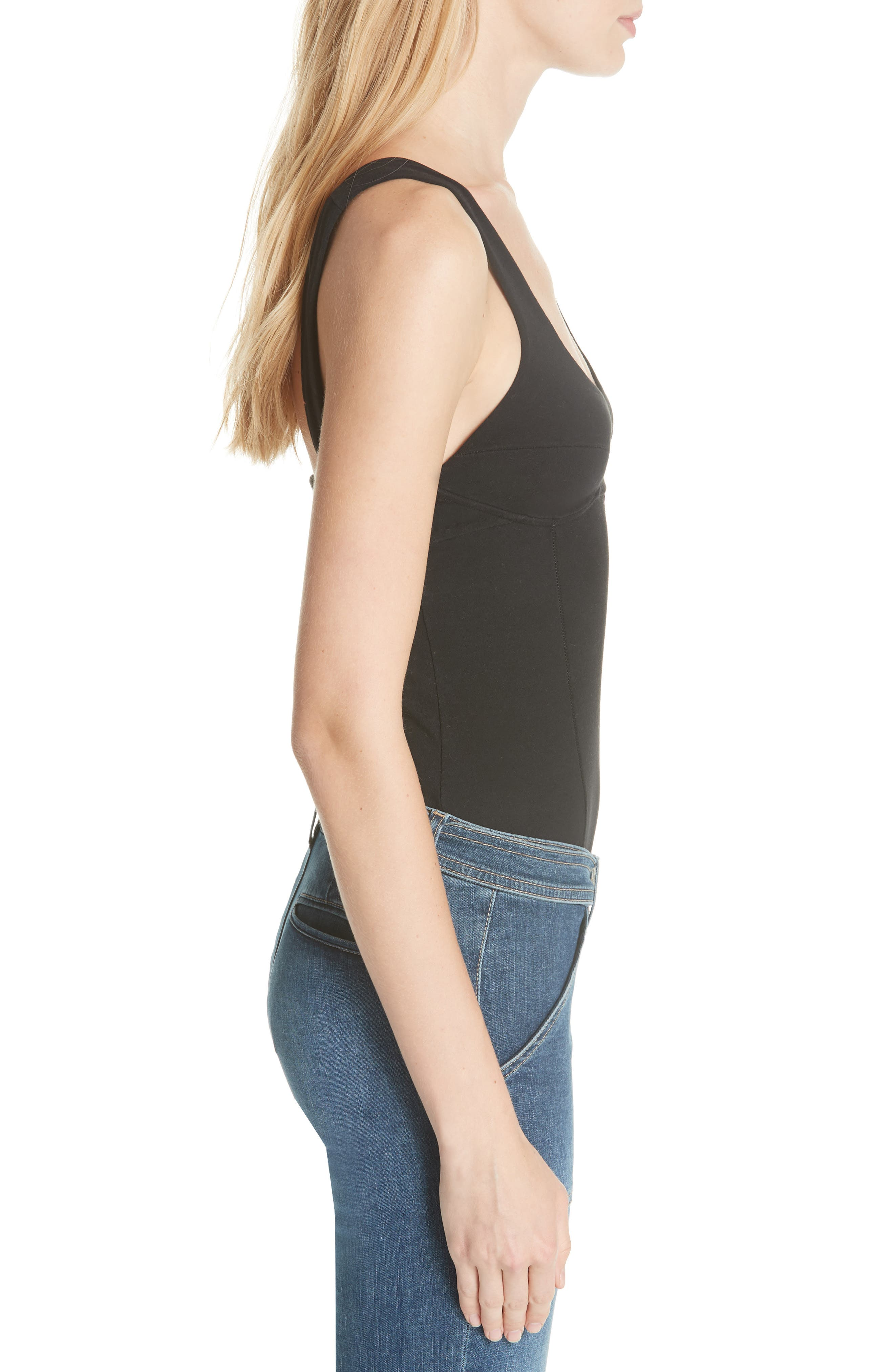 Framework Camisole,                             Alternate thumbnail 3, color,                             001