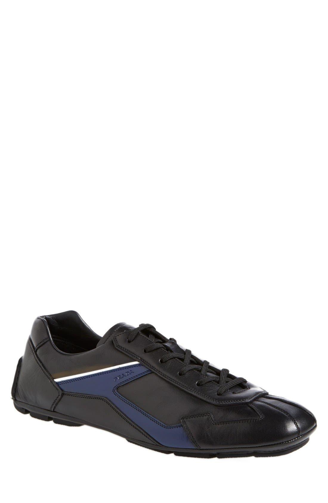 'Monte Carlo' Sneaker,                             Main thumbnail 1, color,                             001