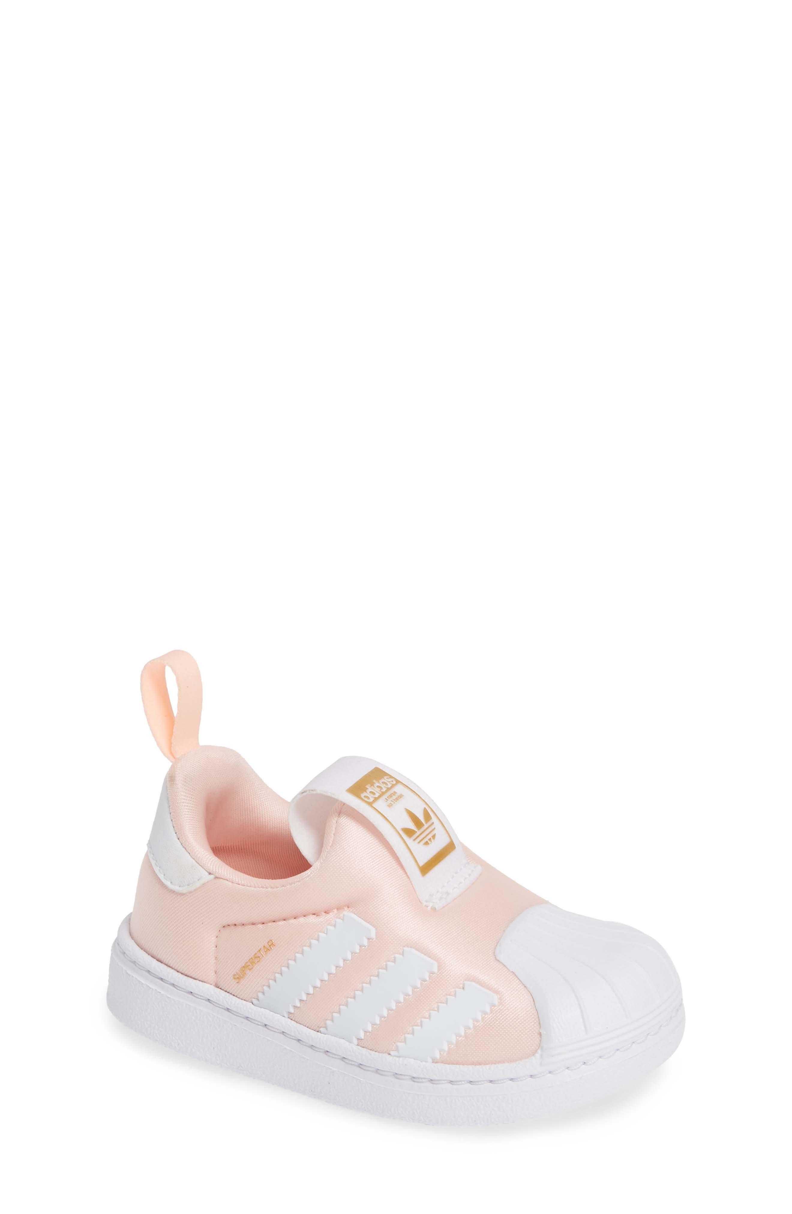 Toddler Adidas Superstar 360 I Sneaker Size 8 M  Orange