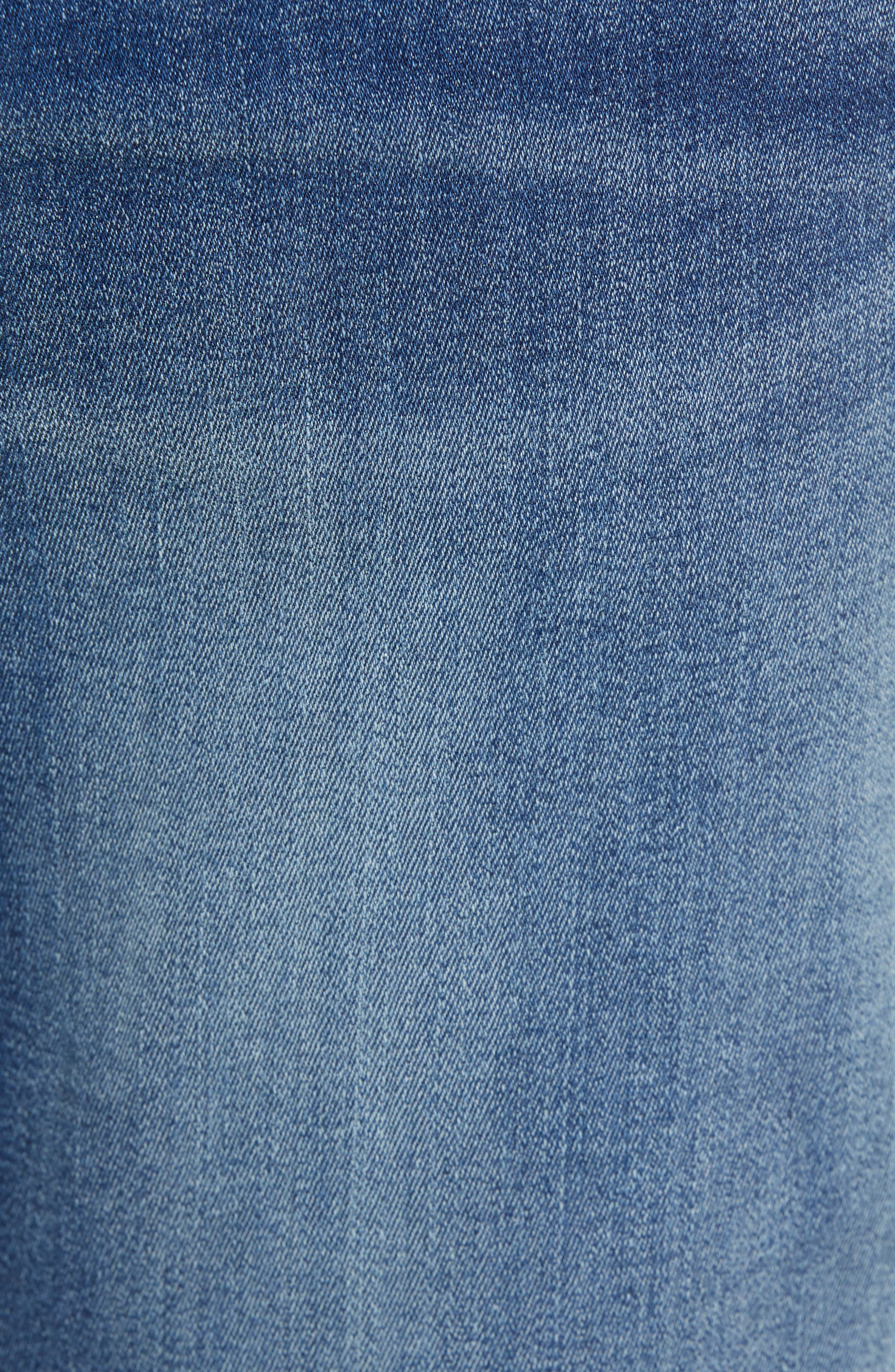 Ricky Relaxed Fit Jeans,                             Alternate thumbnail 5, color,                             SUPERNOVA BLUES