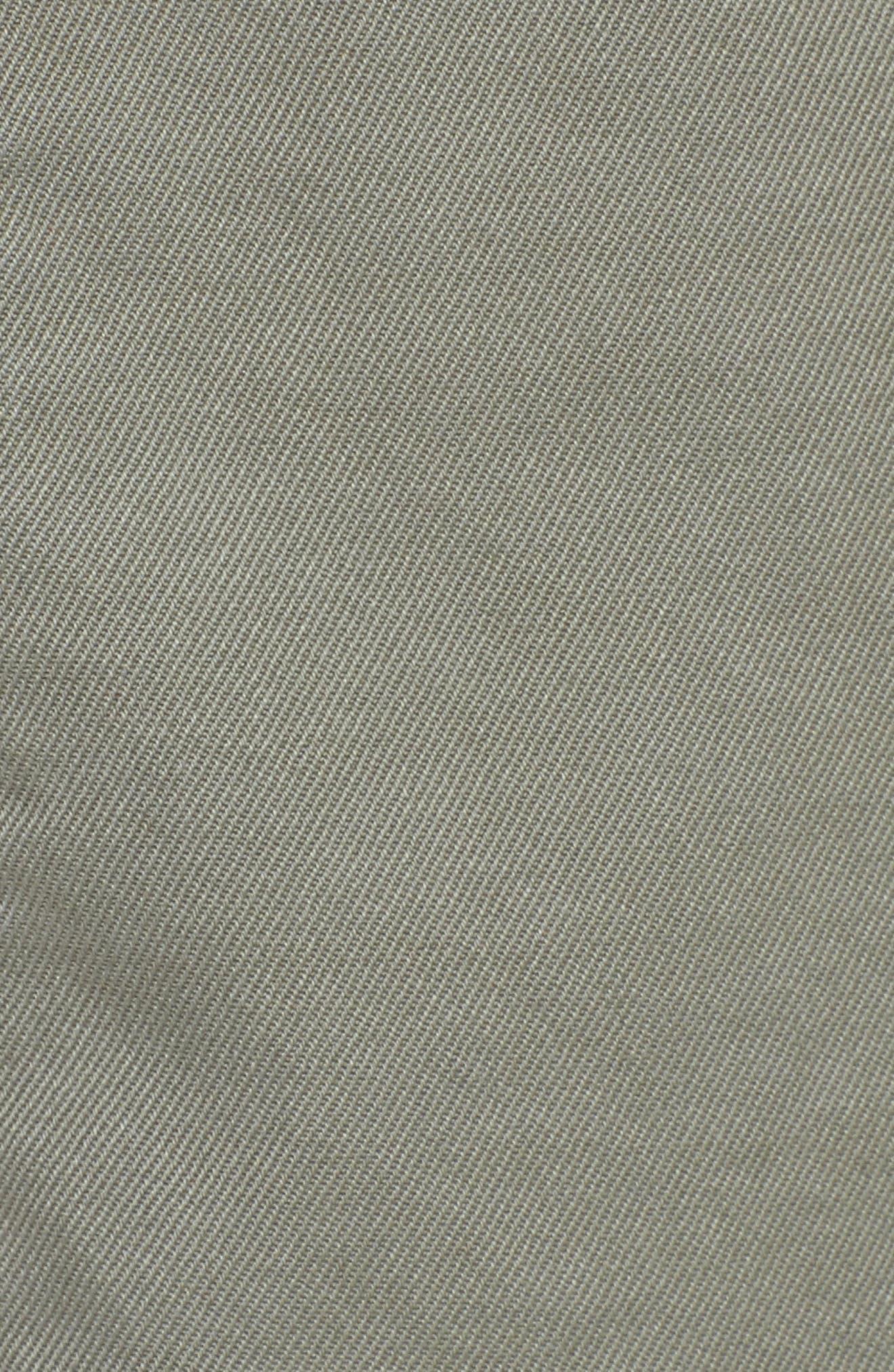Flynn Low Rise Military Shorts,                             Alternate thumbnail 6, color,                             410