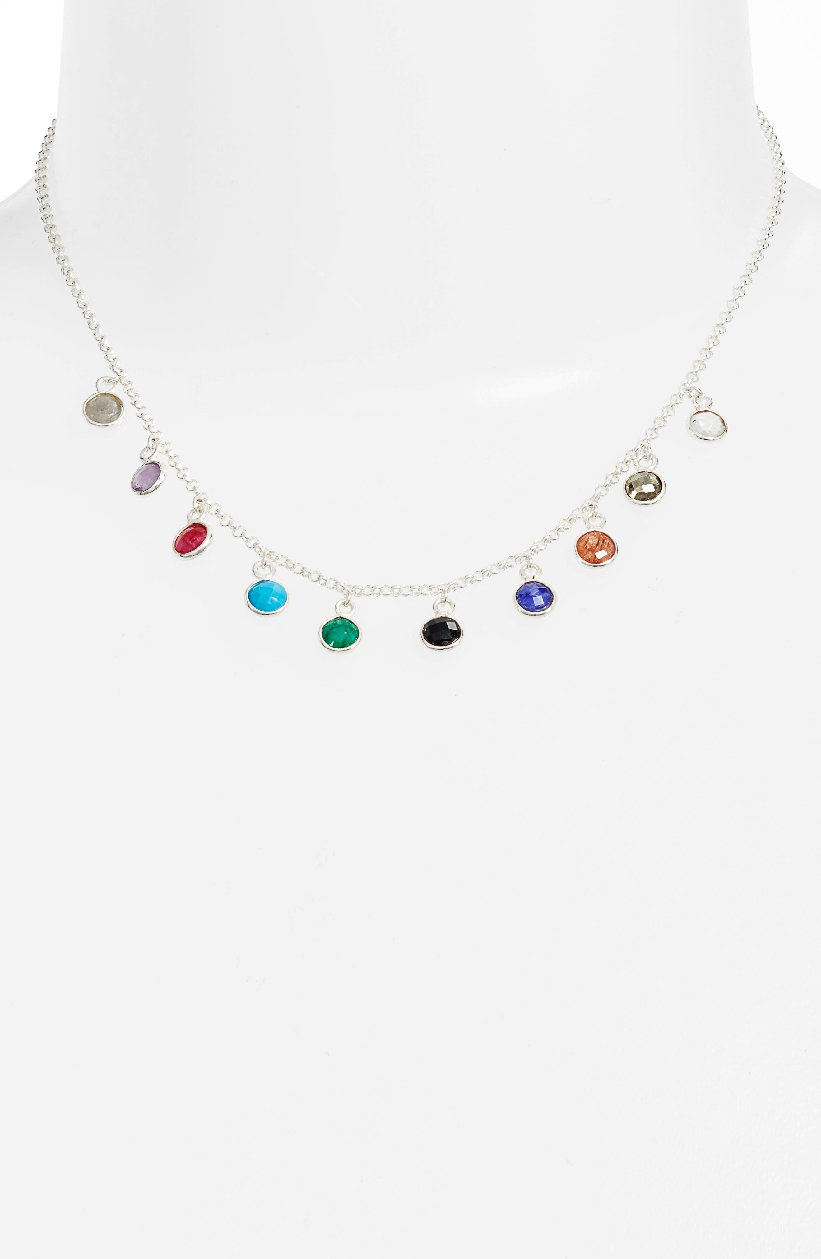 Seek It All Pendant Necklace,                             Alternate thumbnail 2, color,                             040