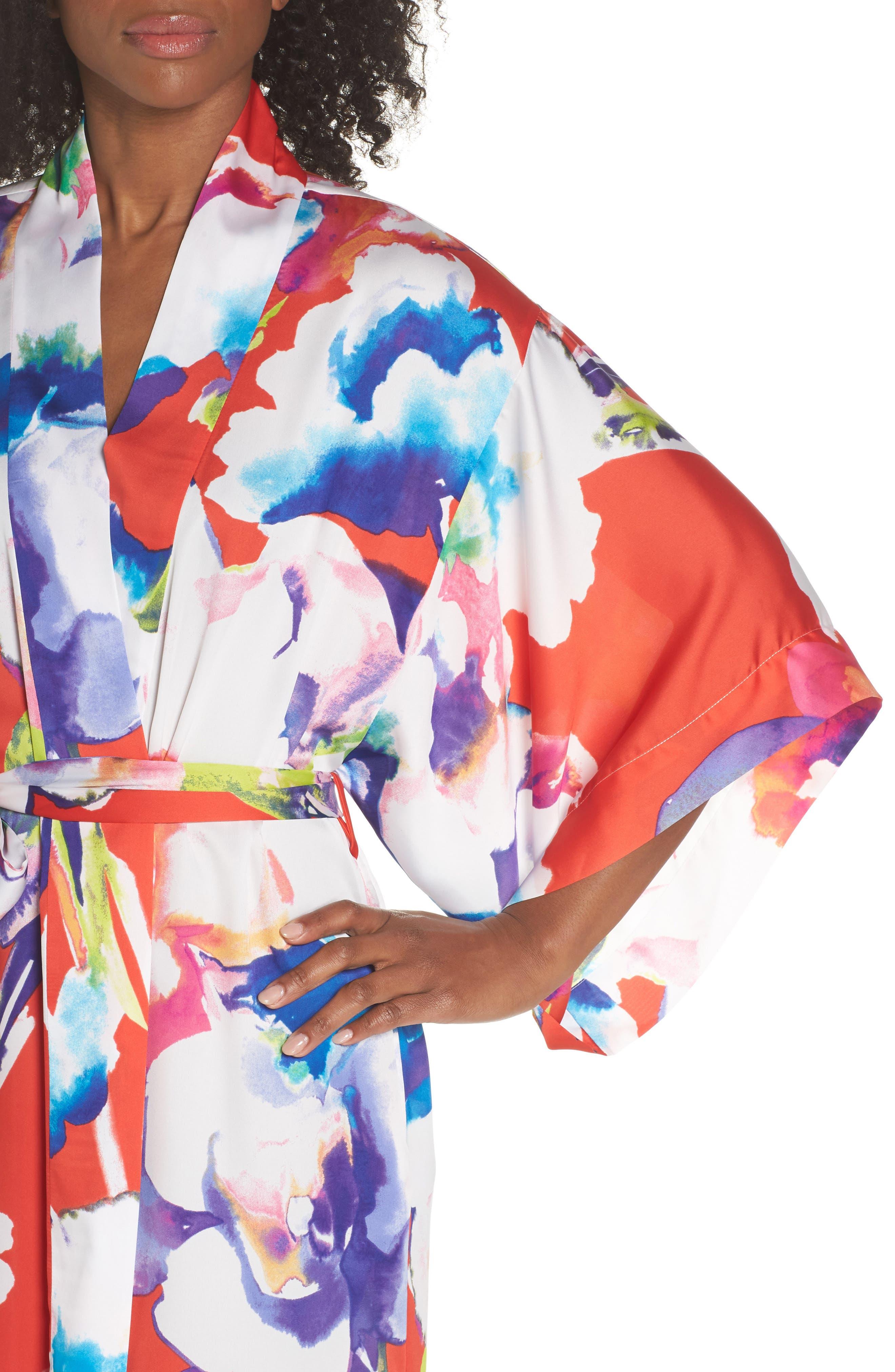Tahiti Robe,                             Alternate thumbnail 4, color,                             607