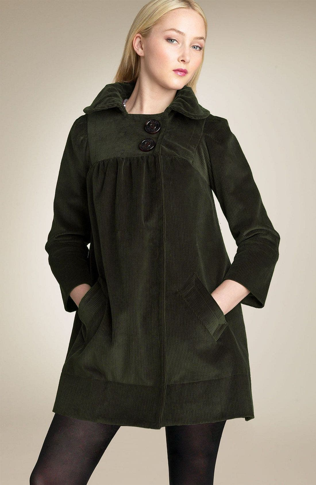 Corduroy Jacket, Main, color, KAV