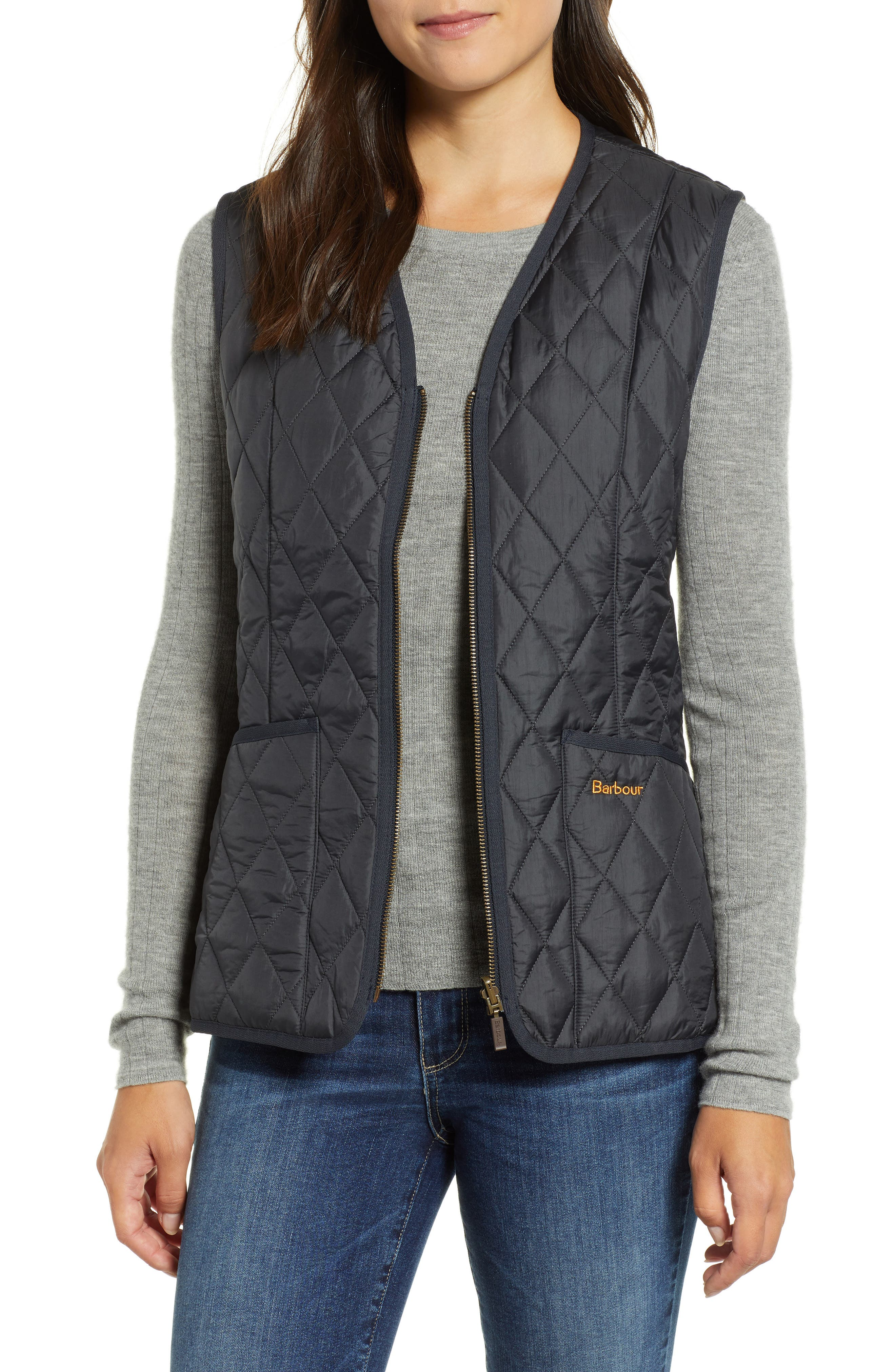 Barbour Betty Quilted Vest