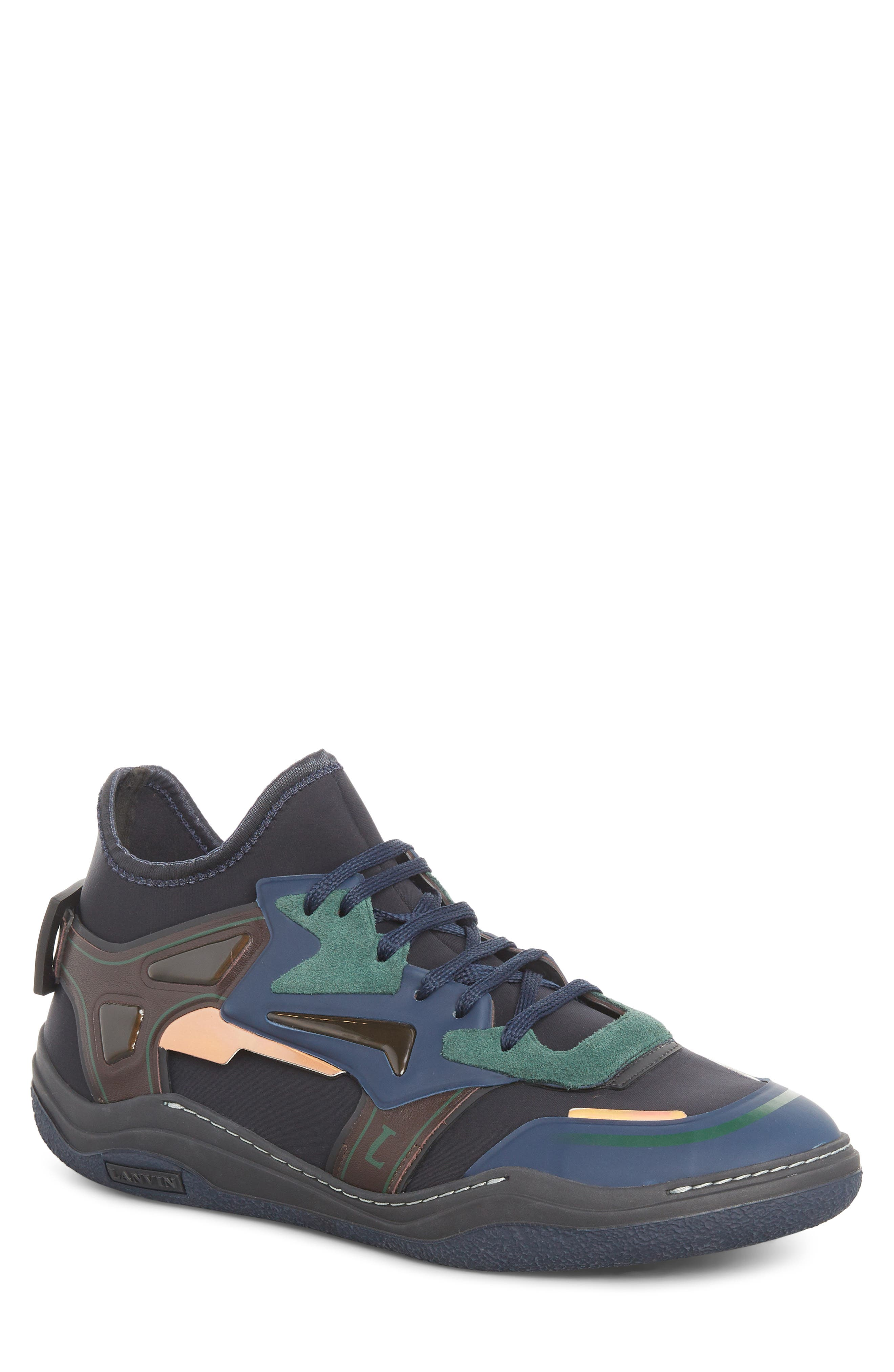 High Frequency Sneaker, Main, color, 001