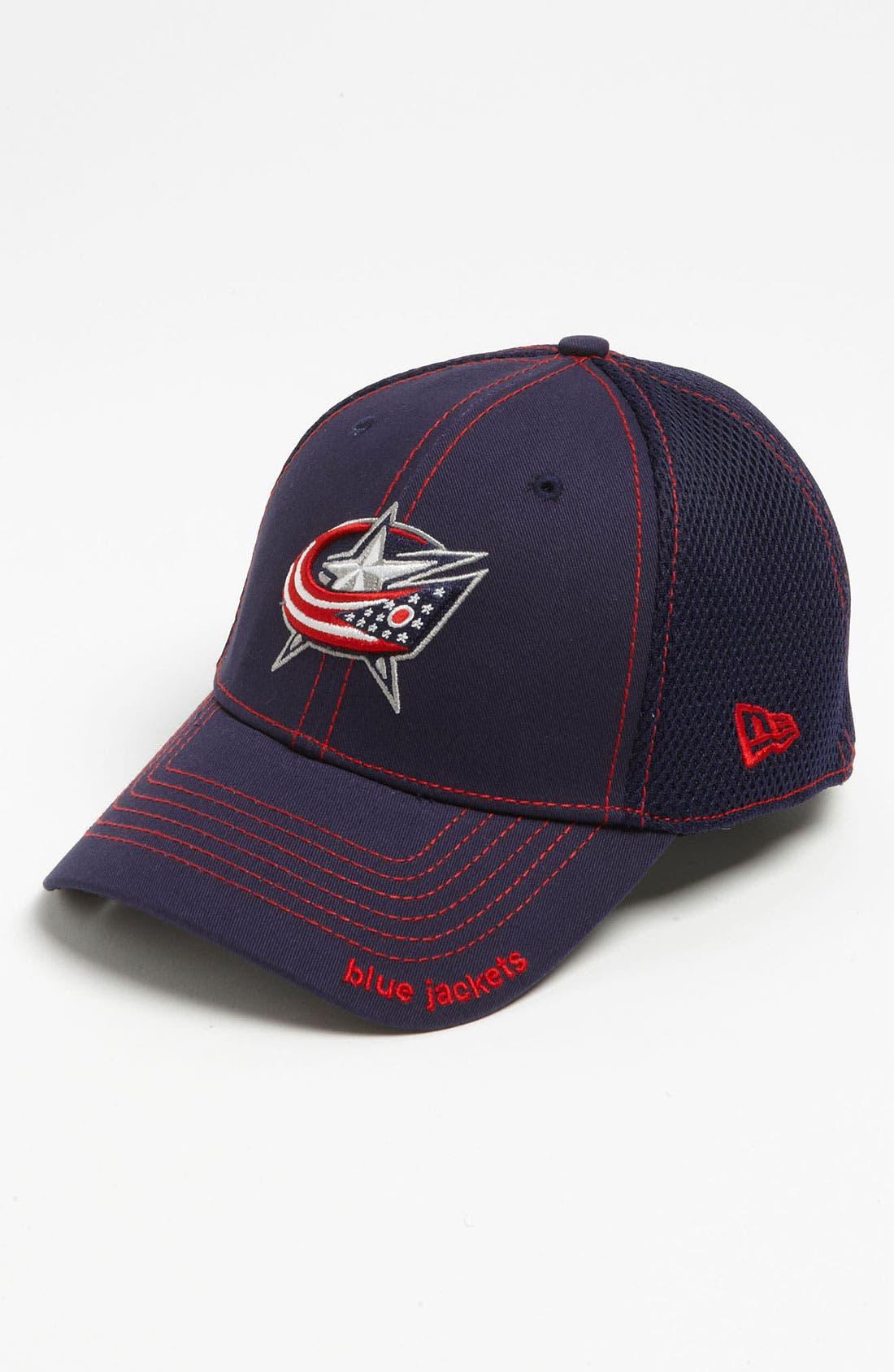 'Neo - Columbus Blue Jackets' Baseball Cap, Main, color, 401