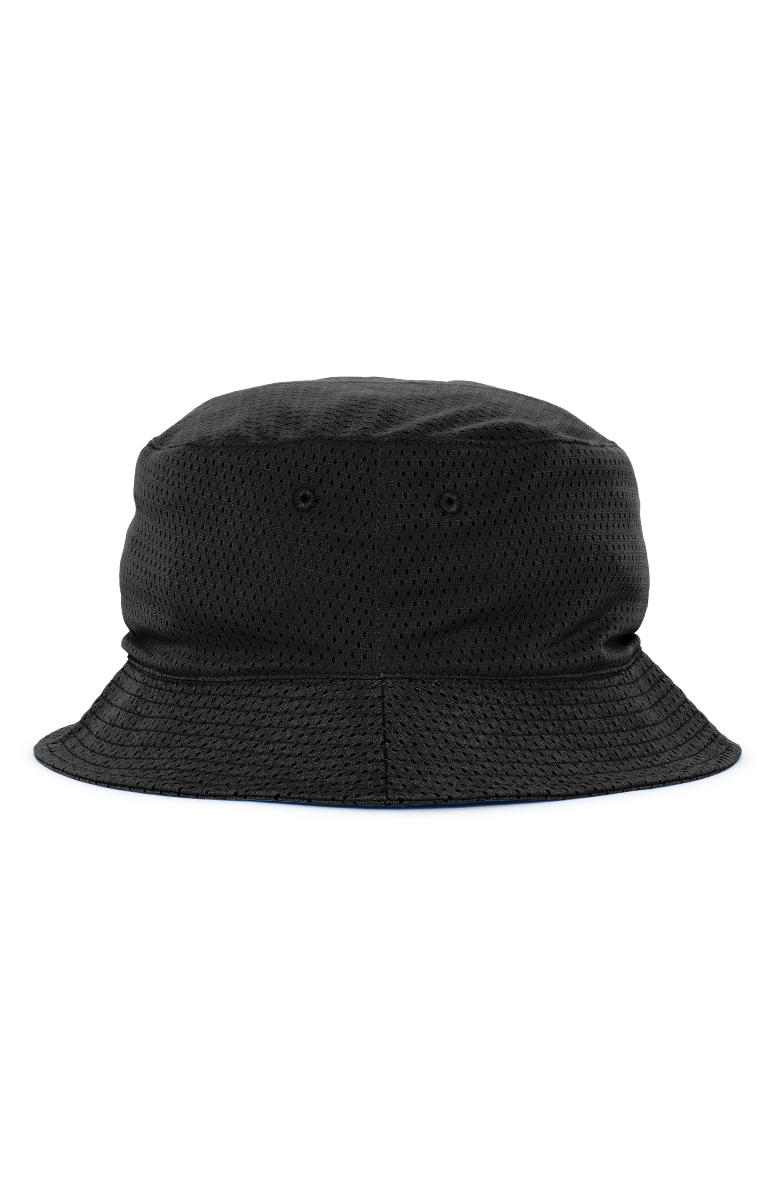 Reversible Mesh Bucket Hat,                             Alternate thumbnail 2, color,                             020