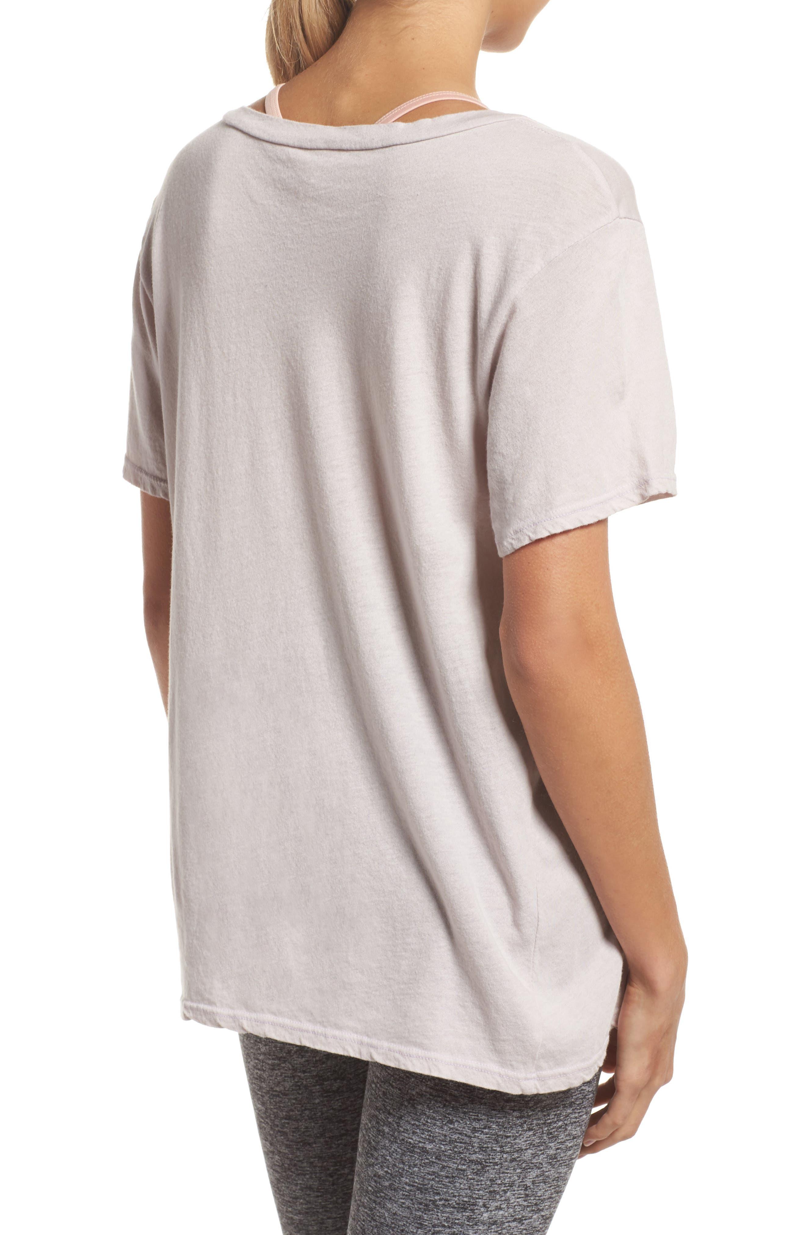 Aiden Best Day Ever V-Neck Shirt,                             Alternate thumbnail 2, color,                             500