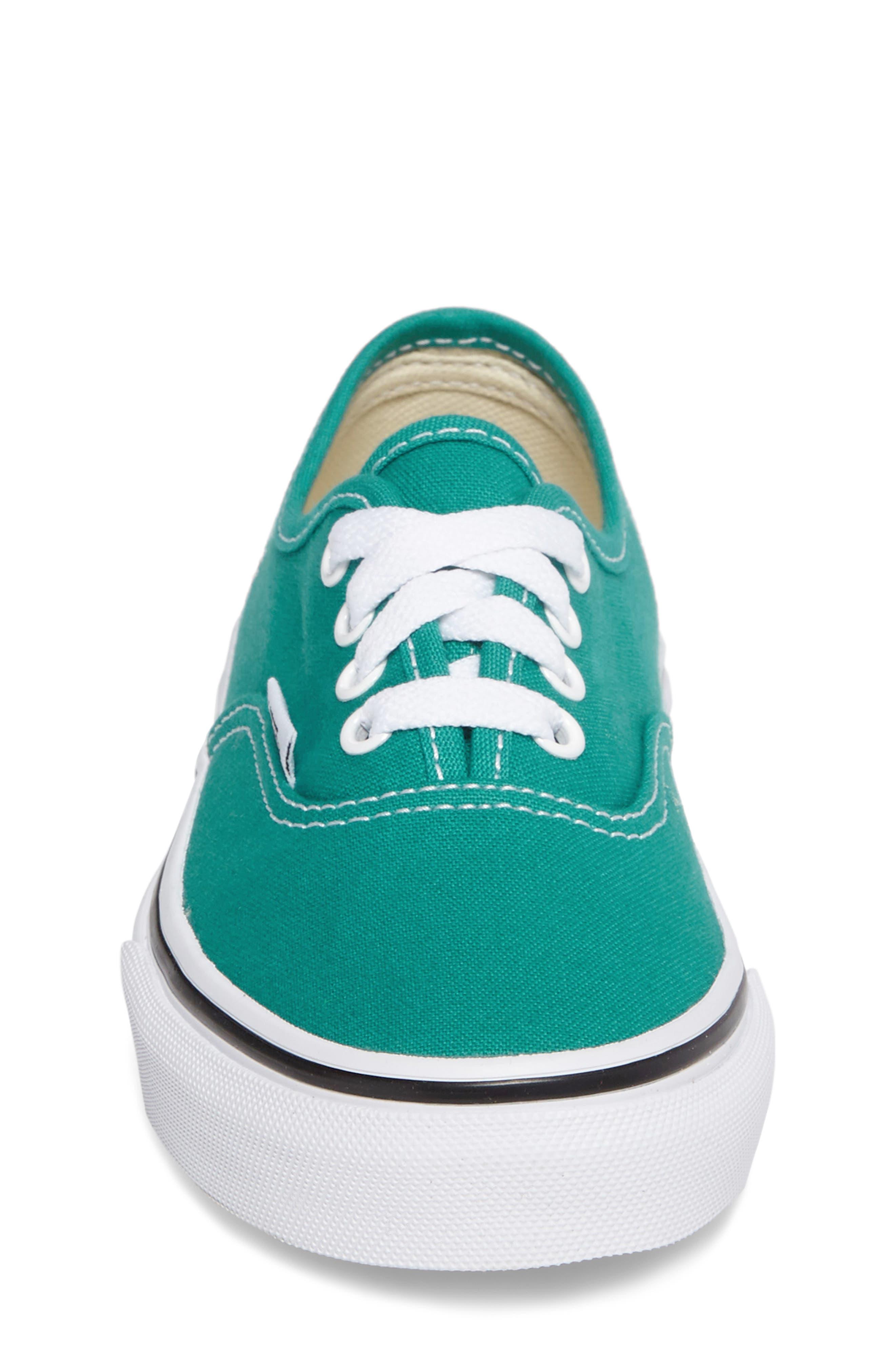 VANS,                             Authentic Sneaker,                             Alternate thumbnail 4, color,                             400