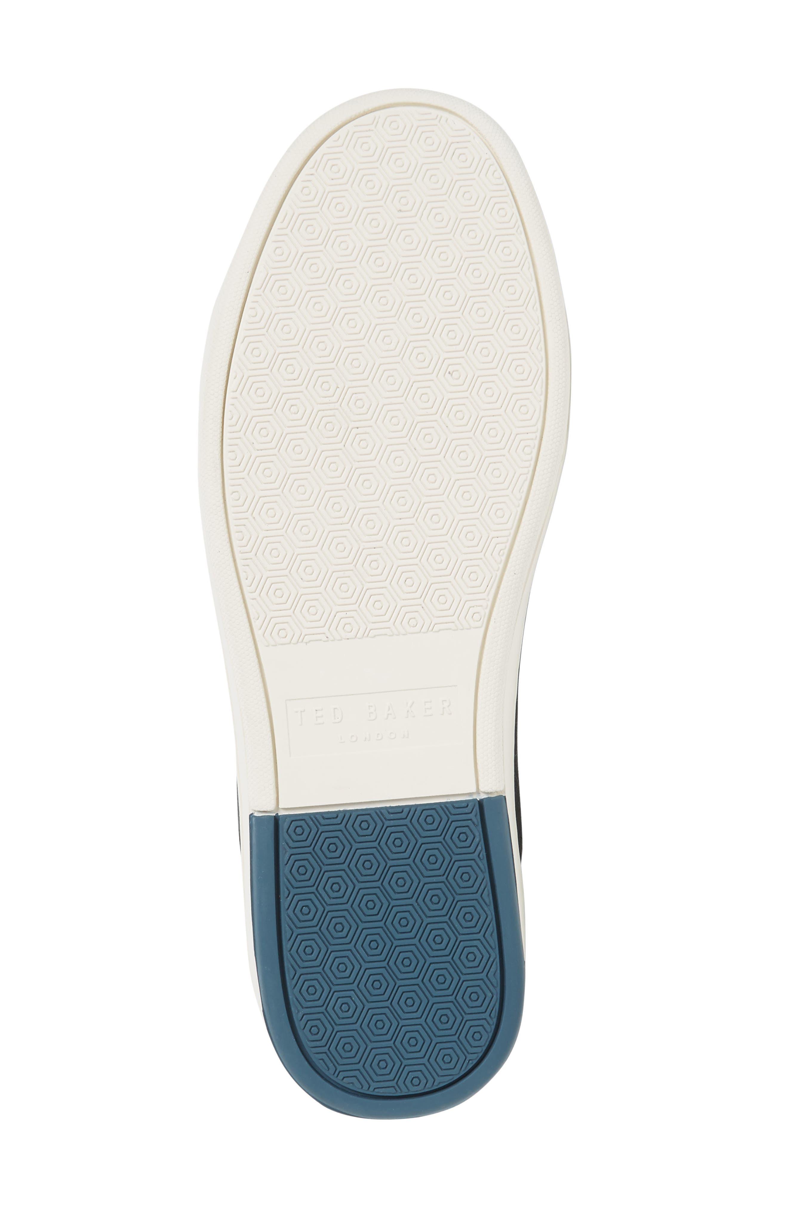 Ternur Geo Print Sneaker,                             Alternate thumbnail 4, color,                             011
