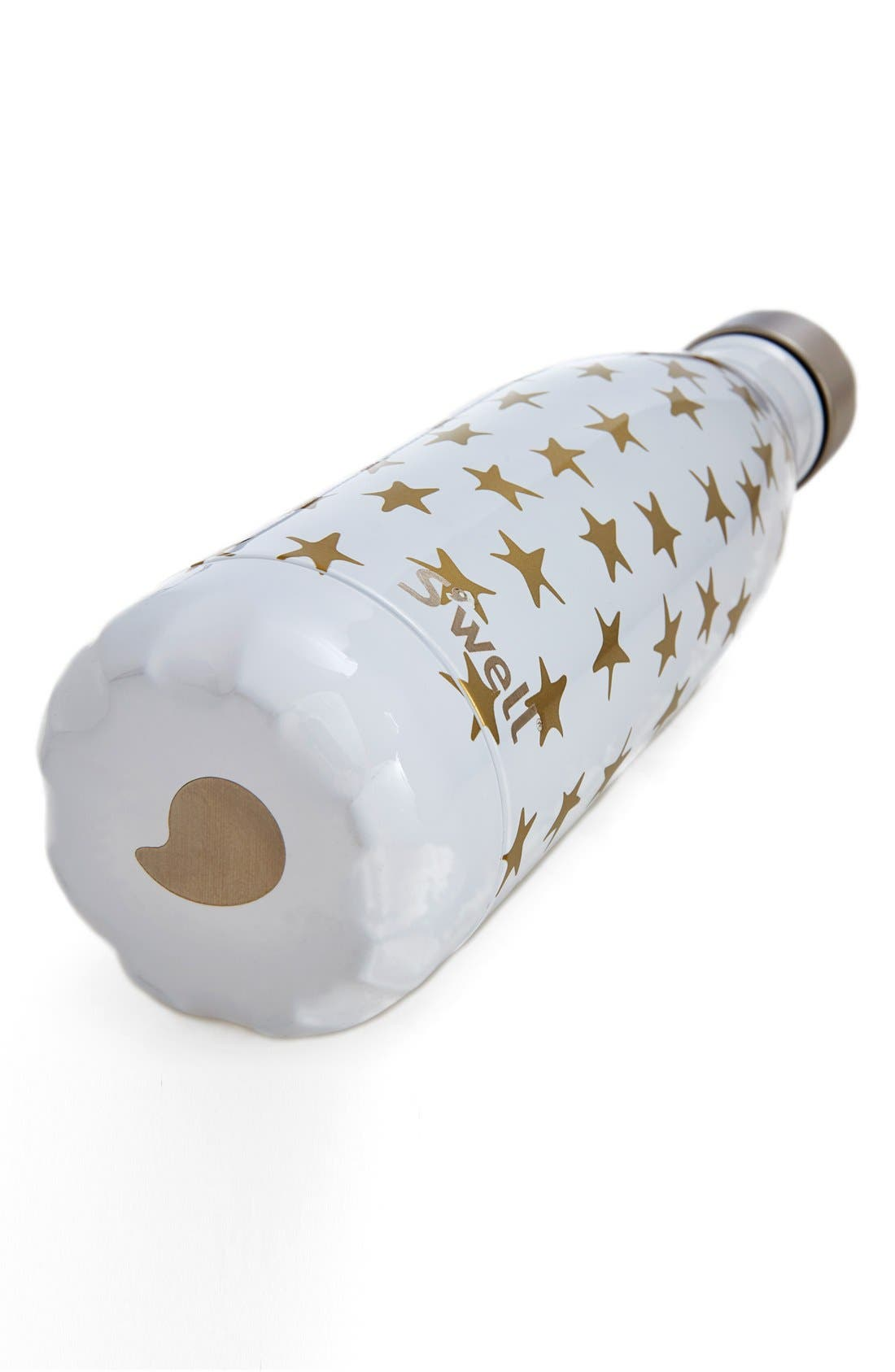 'Galaxy Collection - Star Crossed' Stainless Steel Water Bottle,                             Alternate thumbnail 4, color,                             100