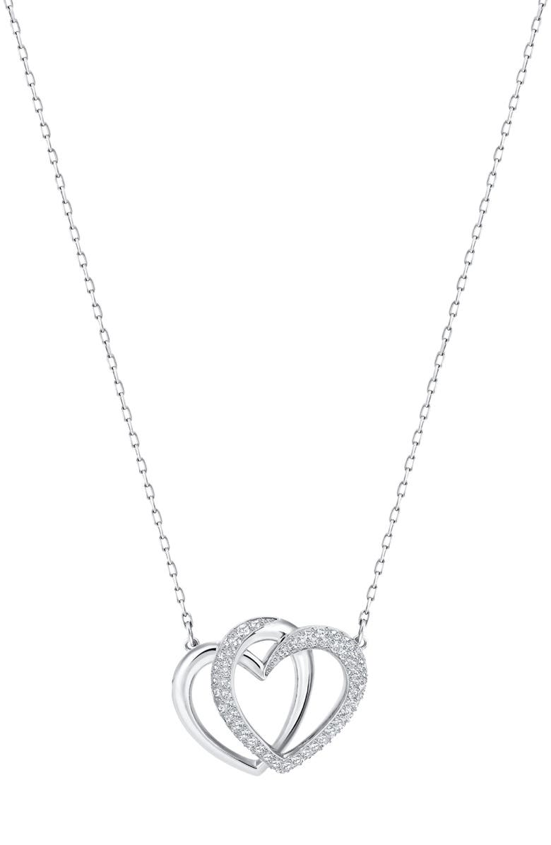 Swarovski Dear Crystal Heart Pendant Necklace  9a98e8c50d75