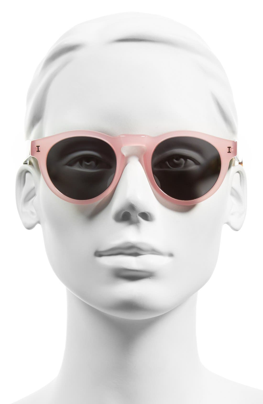 'Leonard' 47mm Sunglasses,                             Alternate thumbnail 135, color,