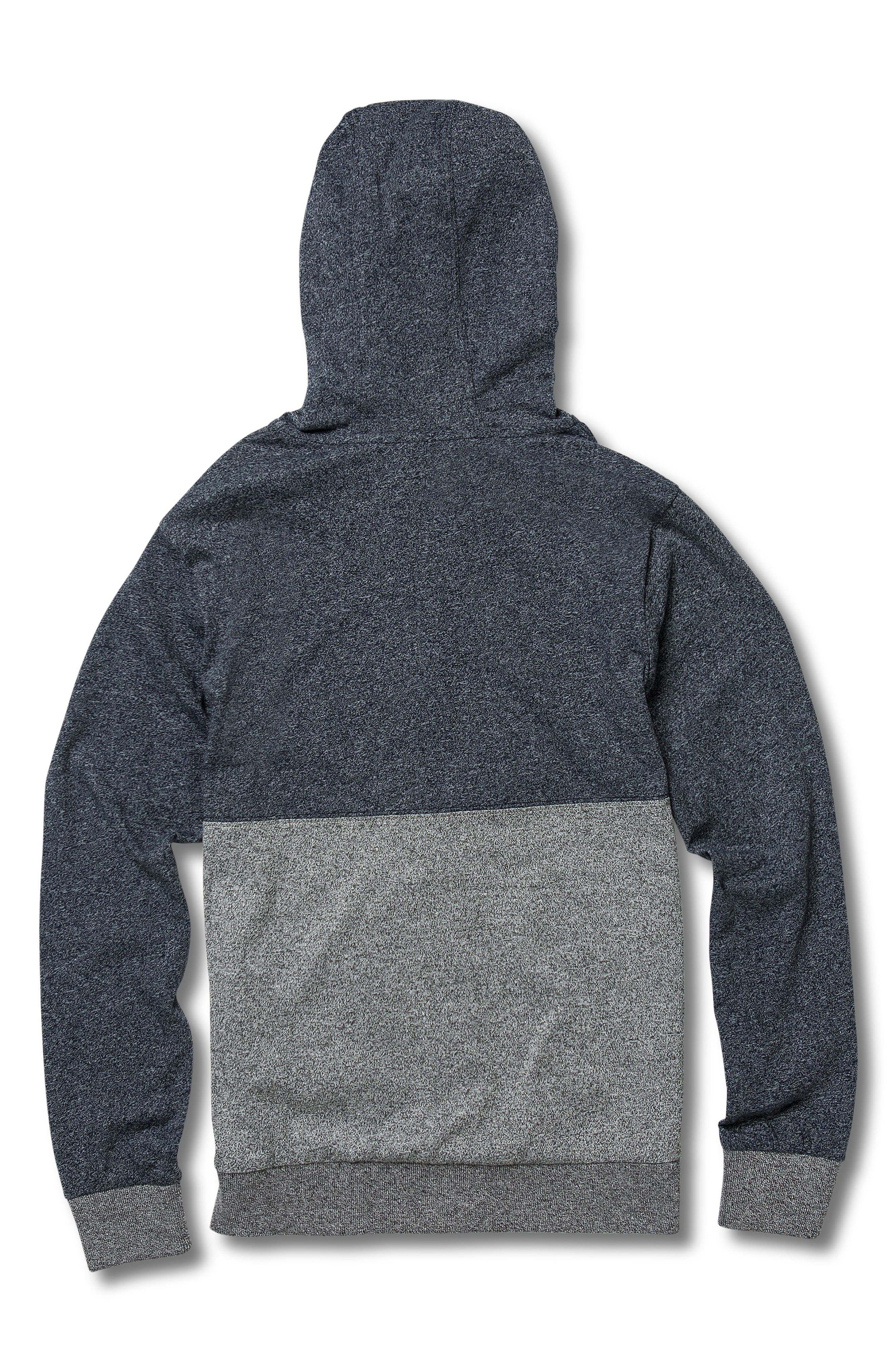 Wowzer Colorblock Hoodie,                             Alternate thumbnail 6, color,