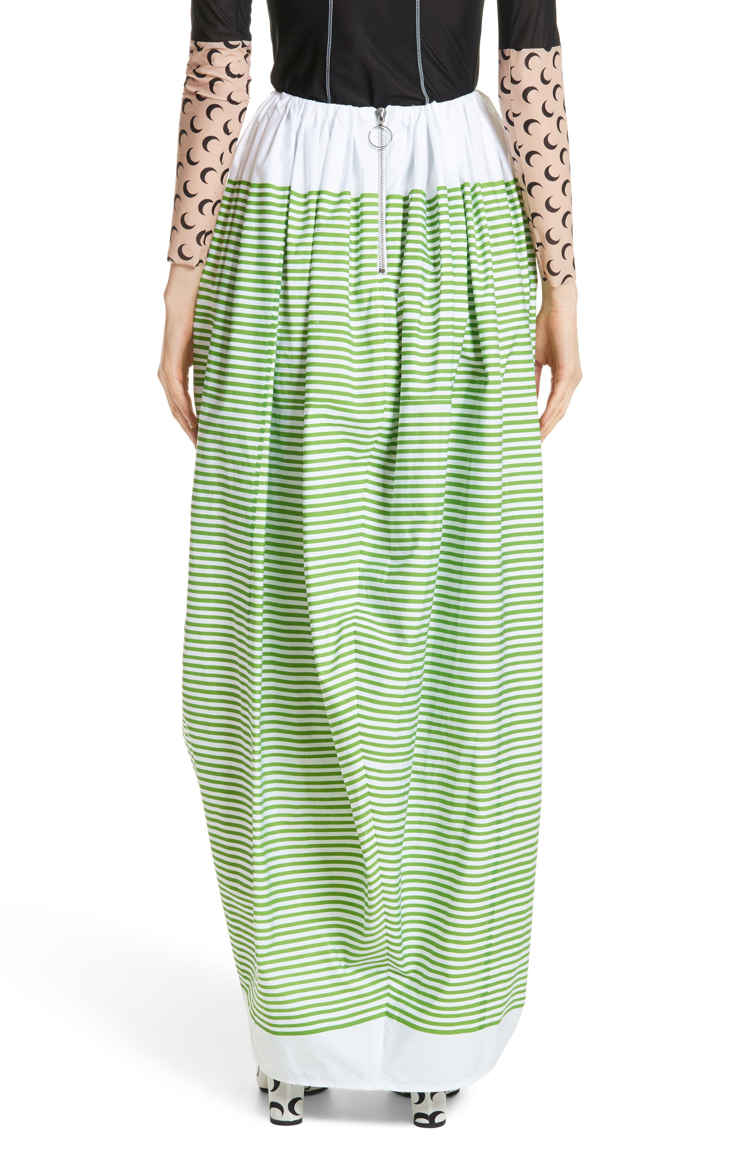 Stripe Ball Skirt,                             Alternate thumbnail 2, color,                             300