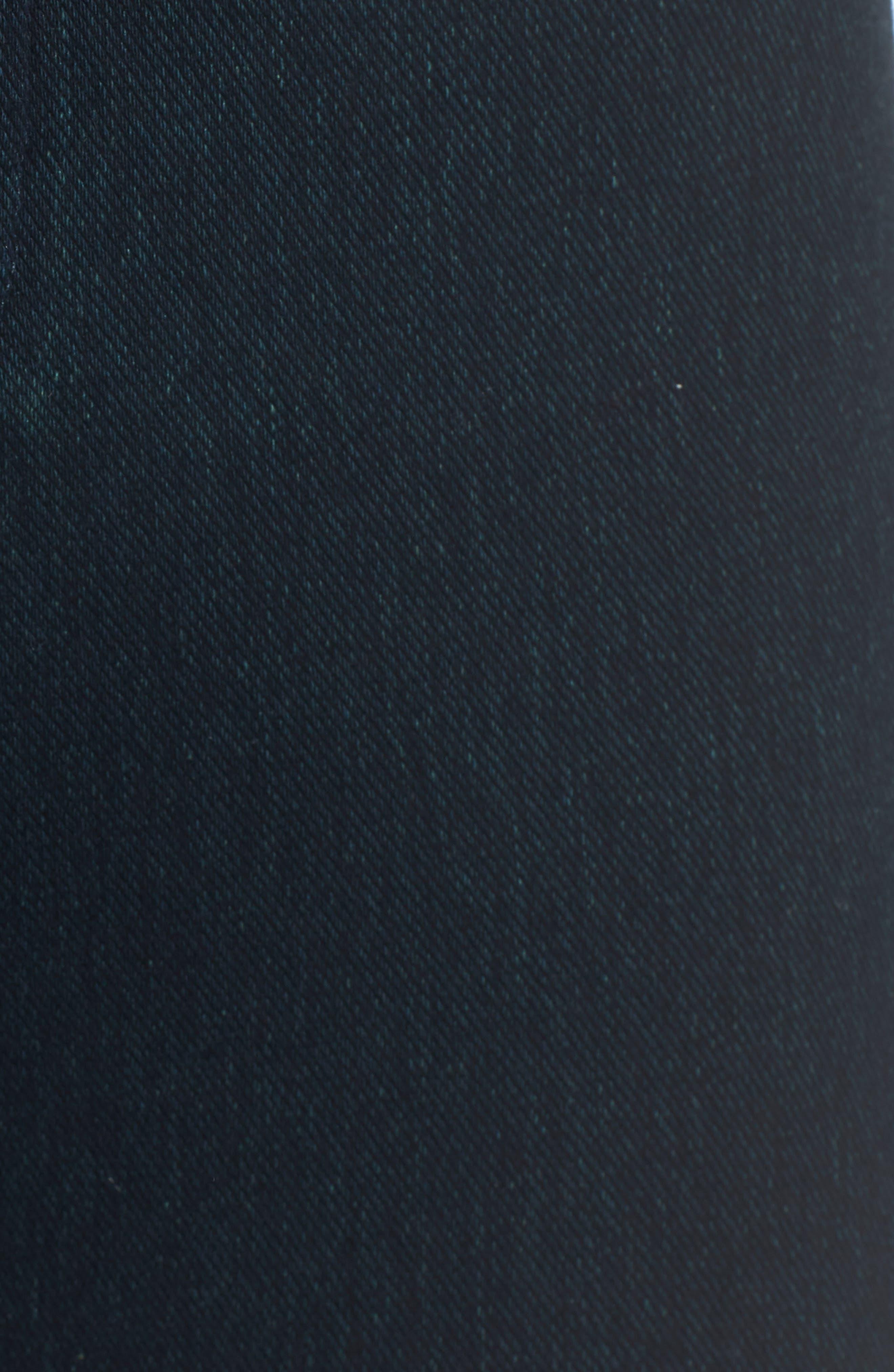 Lysse Cigarette Leg Jeans,                             Alternate thumbnail 6, color,                             INDIGO