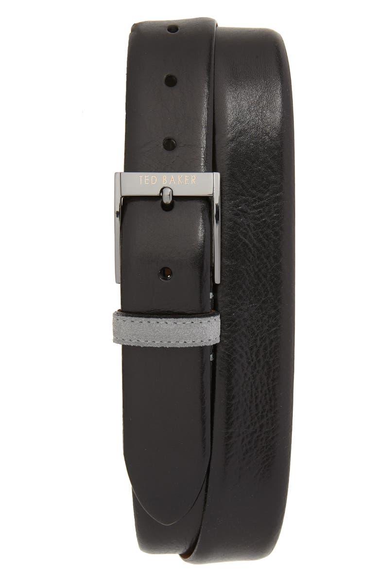 d06c01c6ff0fe Ted Baker London Pests Leather Belt