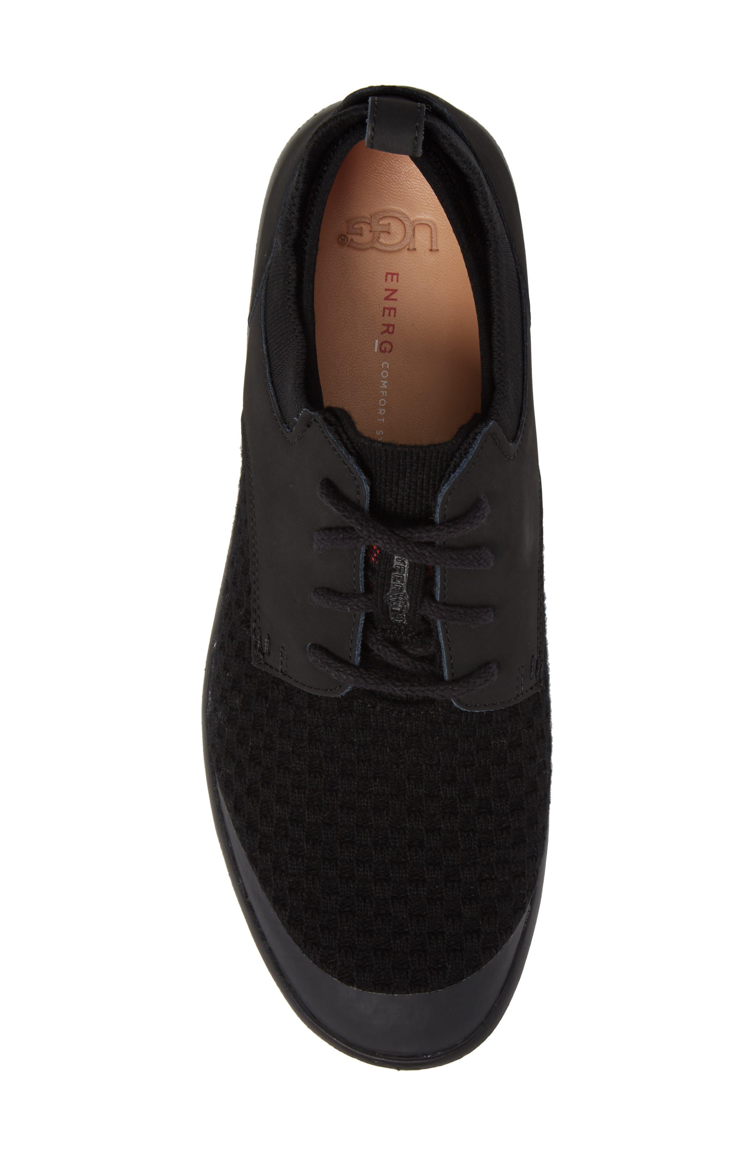 Hepner HyperWeave Sneaker,                             Alternate thumbnail 5, color,                             001