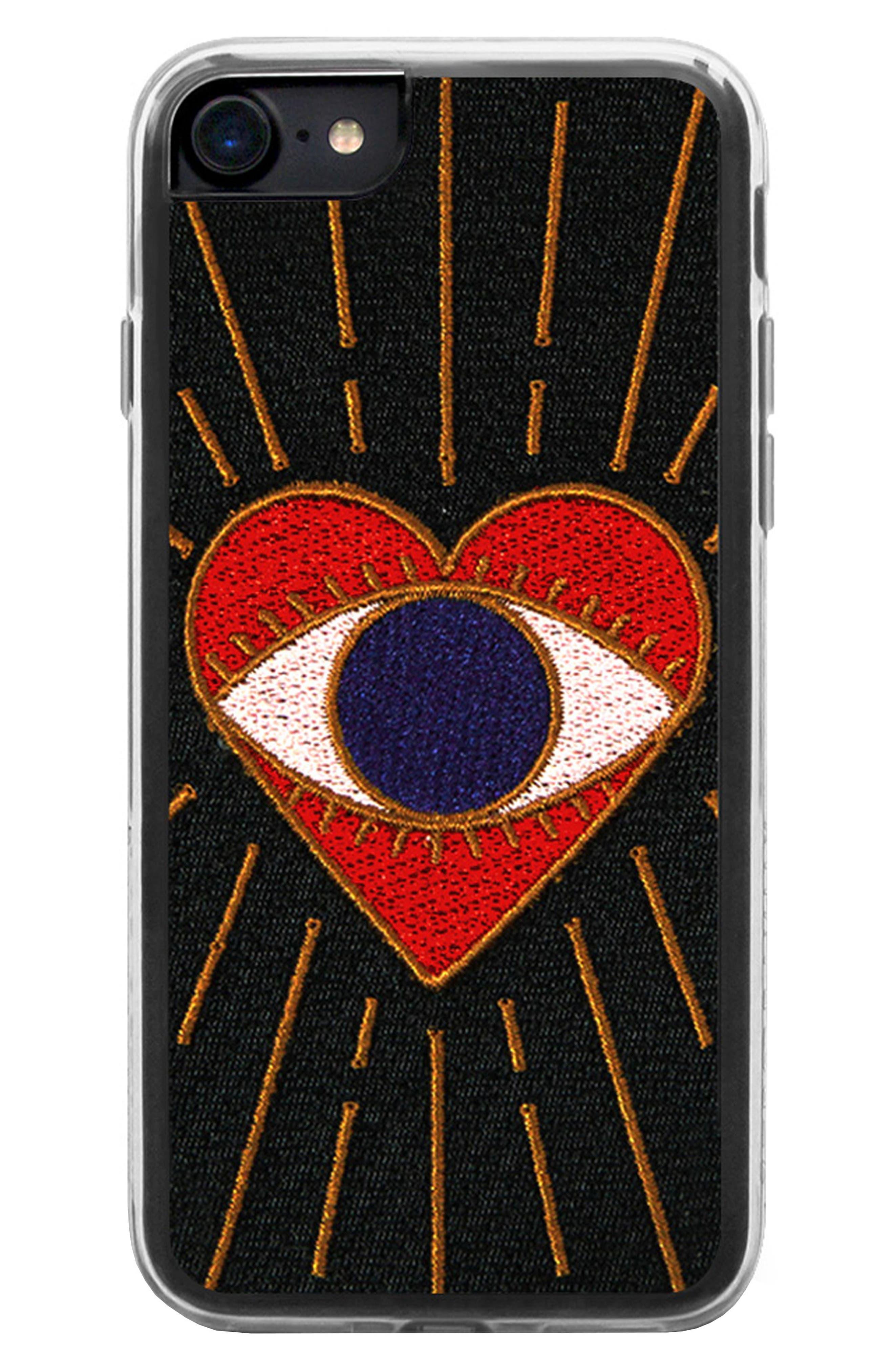 Visio iPhone 7 & 7 Plus Case,                         Main,                         color, 001