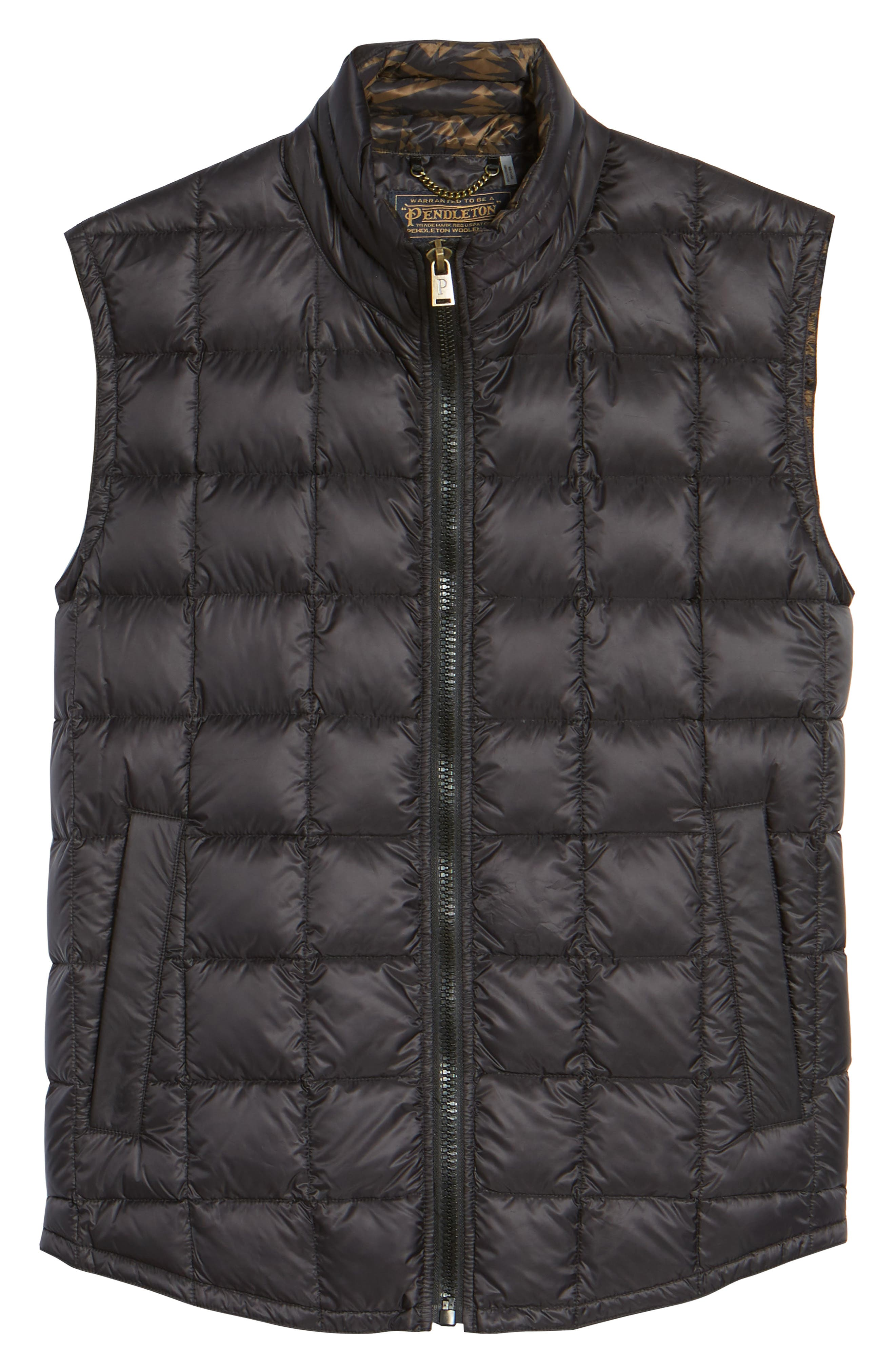 Billings Down Vest,                             Alternate thumbnail 5, color,                             001