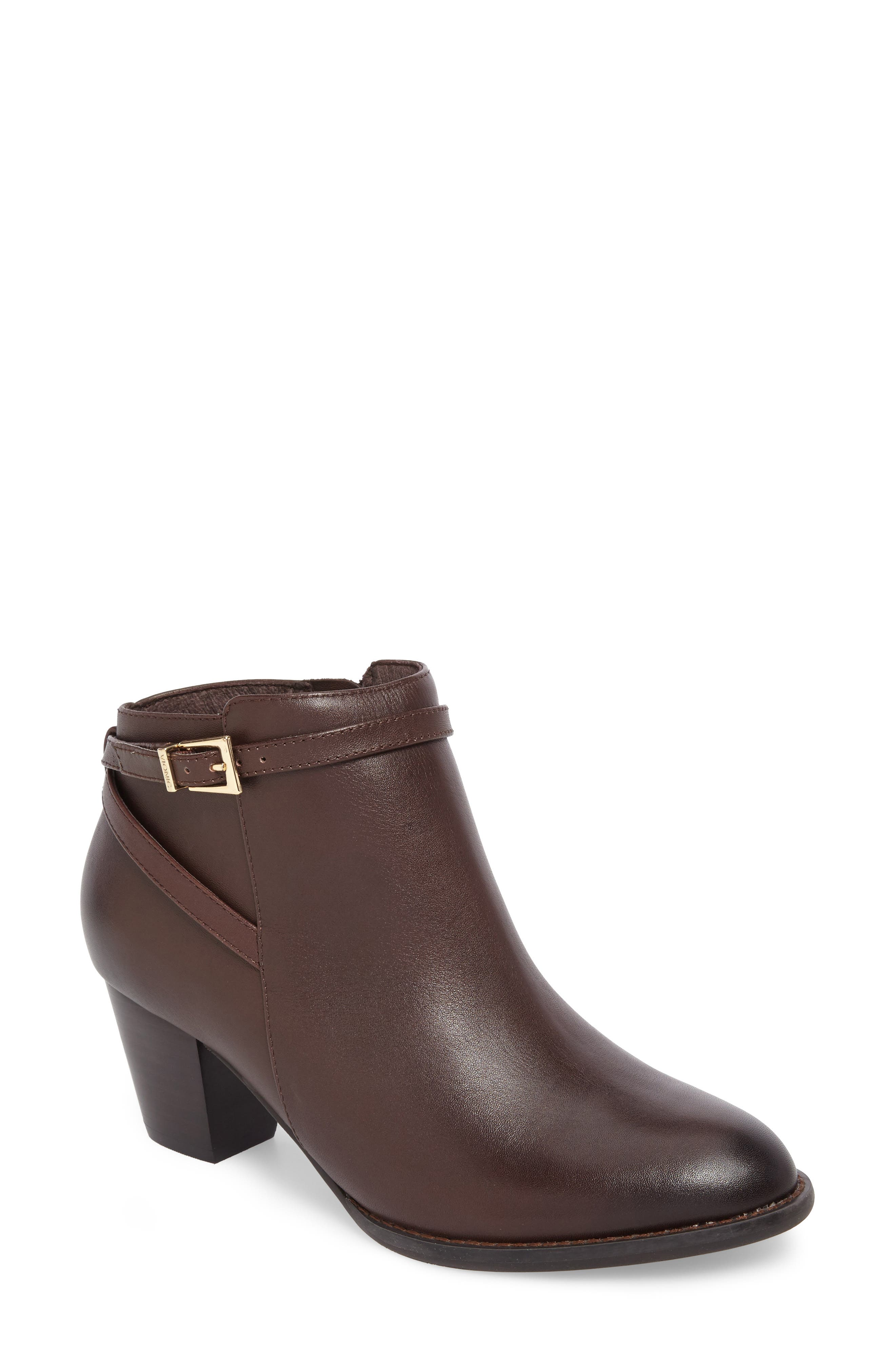 'Upton' Block Heel Boot,                             Main thumbnail 1, color,
