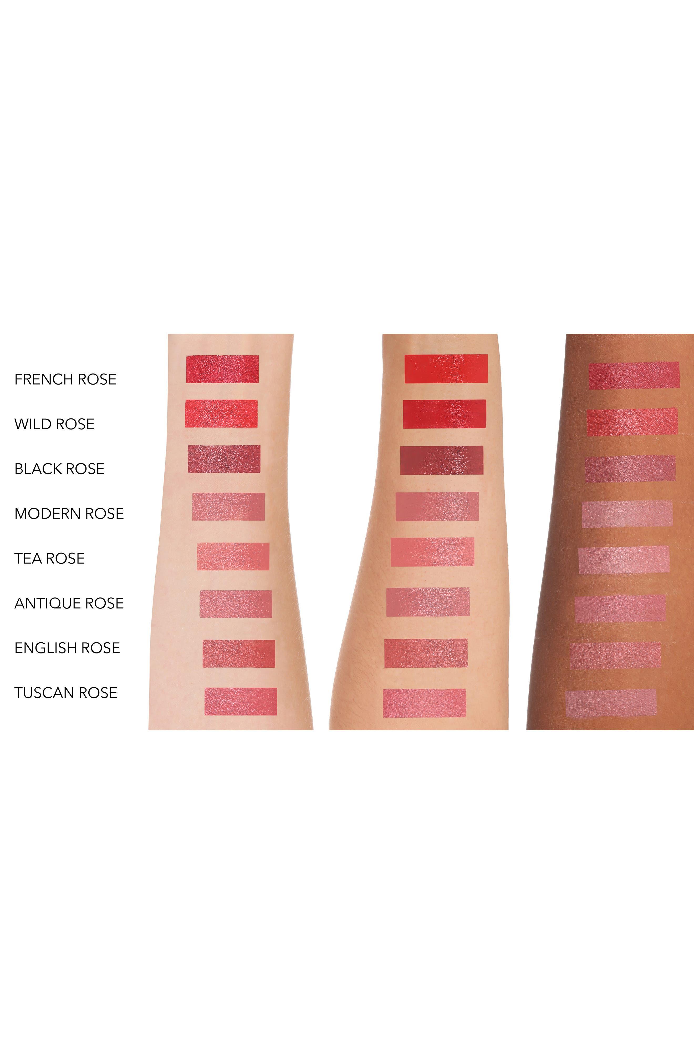 Veil Lip Color,                             Alternate thumbnail 2, color,                             BLACK ROSE