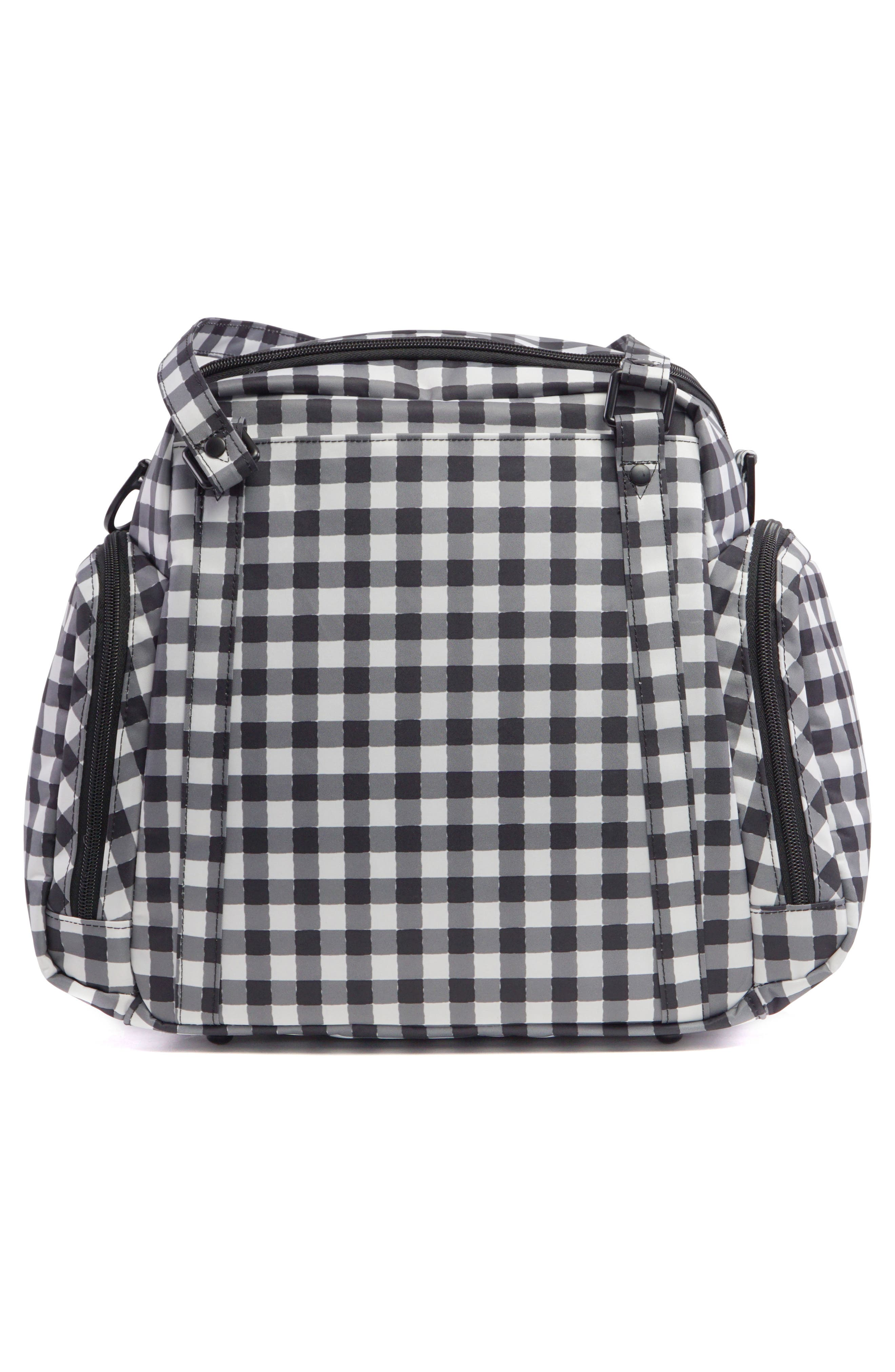 Onyx Be Supplied Pumping Bag,                             Alternate thumbnail 2, color,                             GINGHAM STYLE