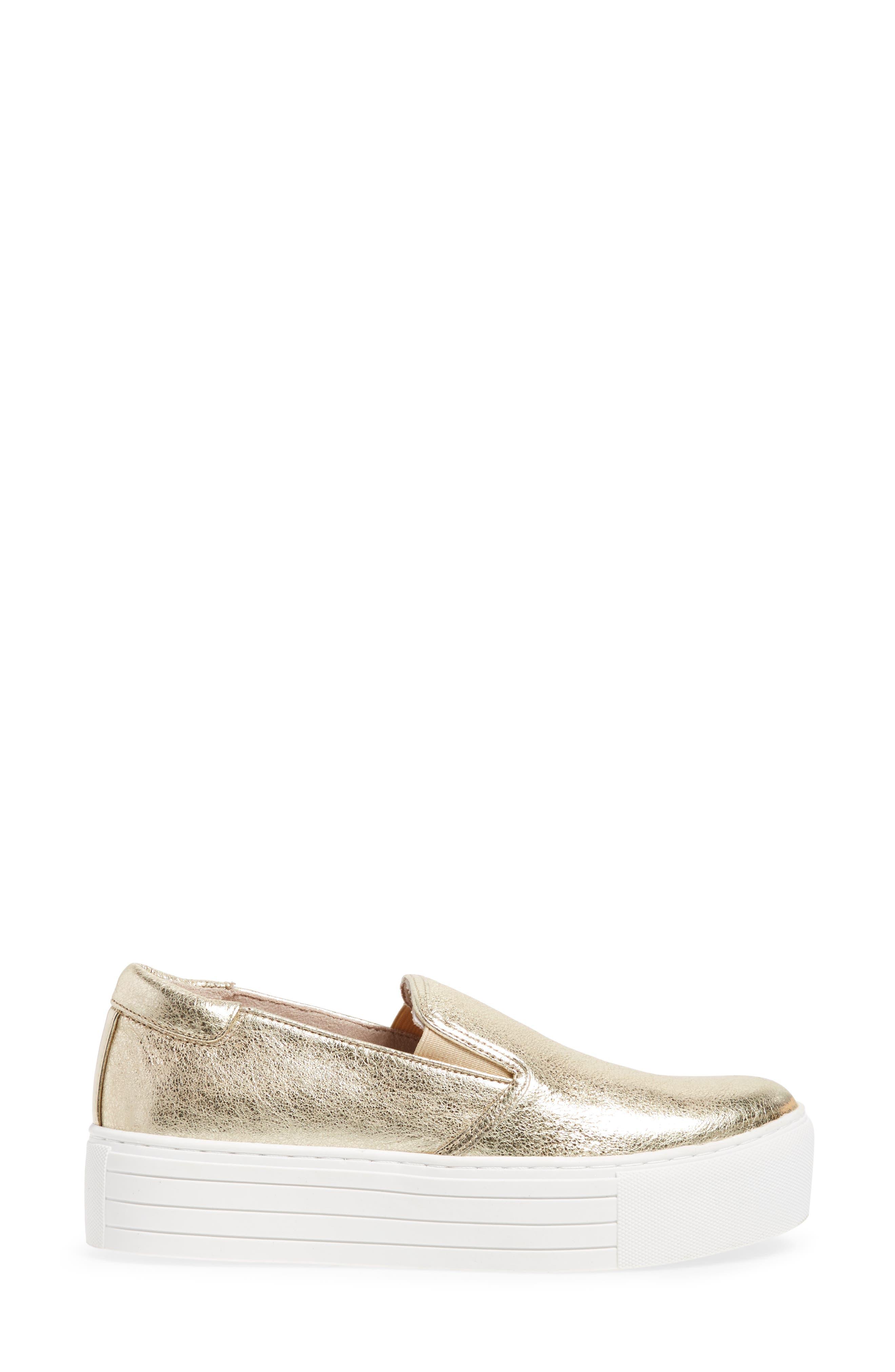 Joanie Slip-On Platform Sneaker,                             Alternate thumbnail 36, color,