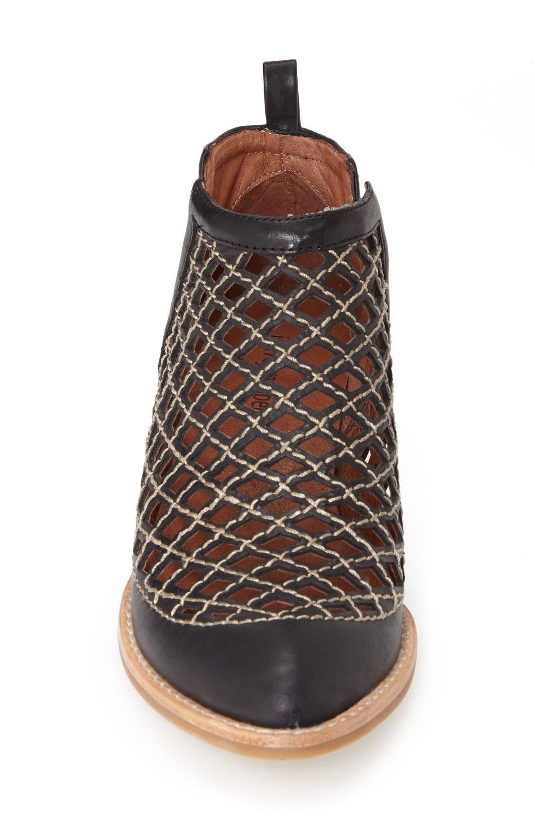 Taggart Ankle Boot,                             Alternate thumbnail 3, color,                             001