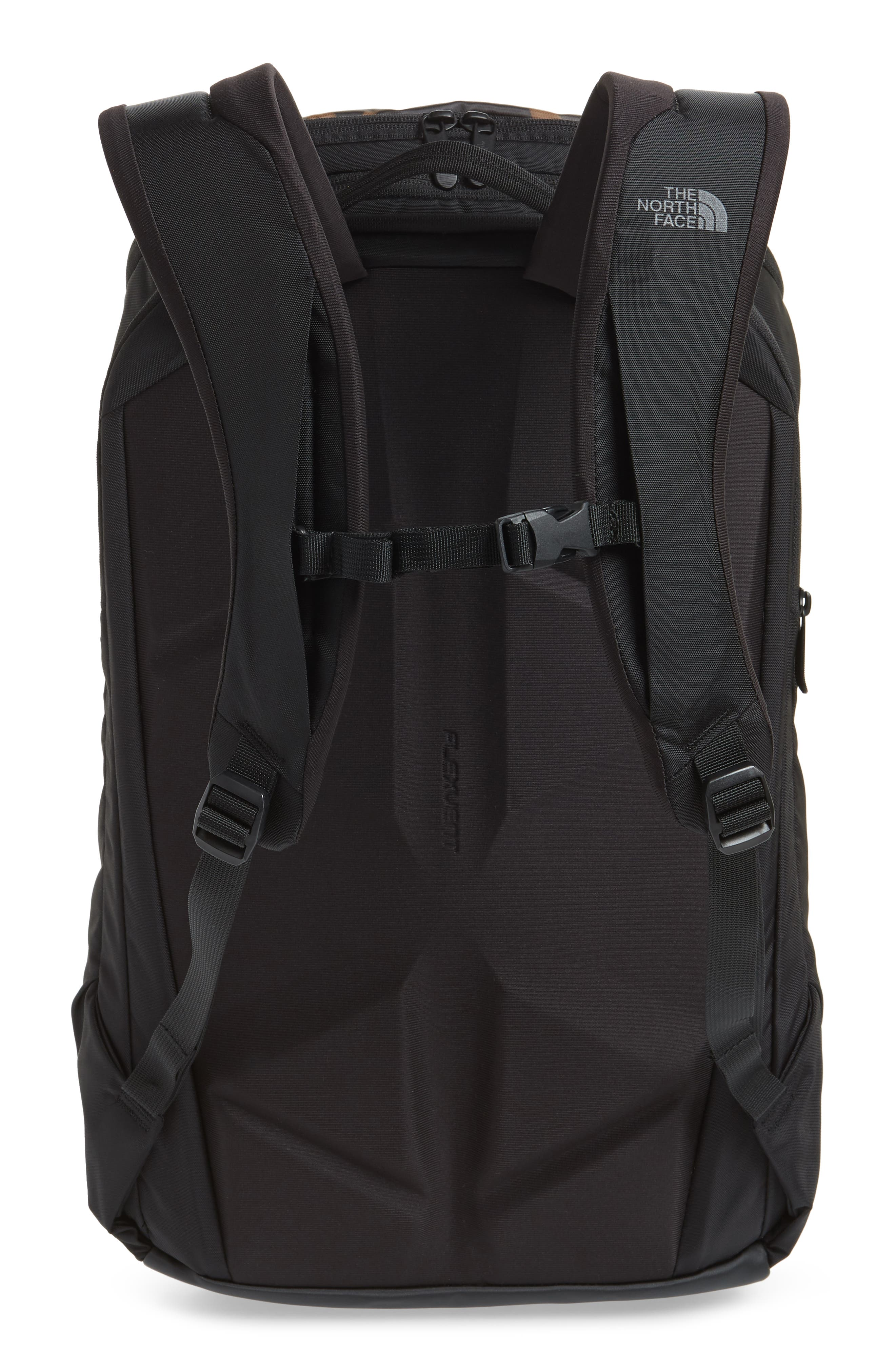 Ka-Ban Backpack,                             Alternate thumbnail 3, color,                             TAUPE GREEN/ MACROFLECK PRINT