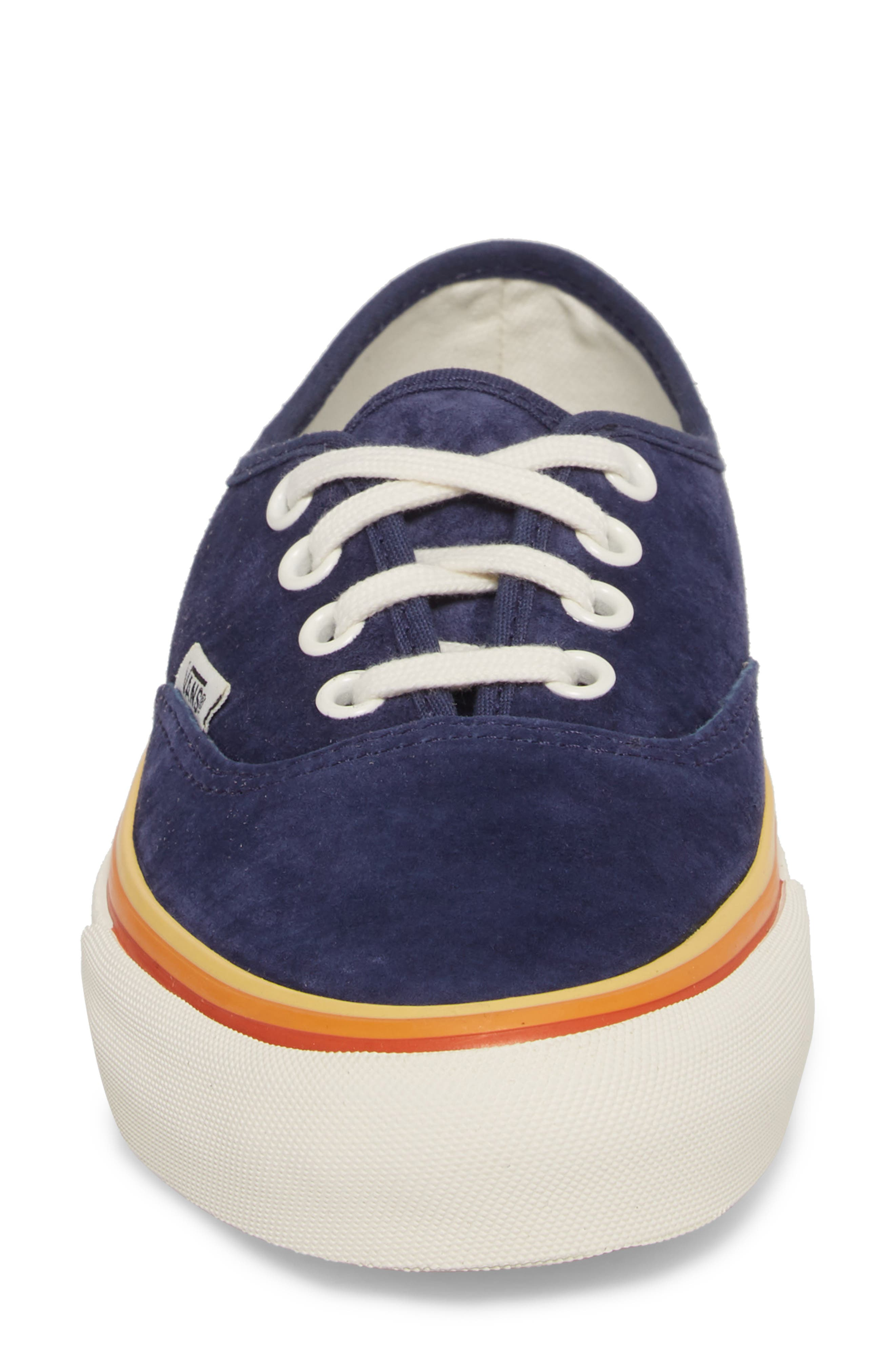 Authentic SF Sneaker,                             Alternate thumbnail 4, color,                             400